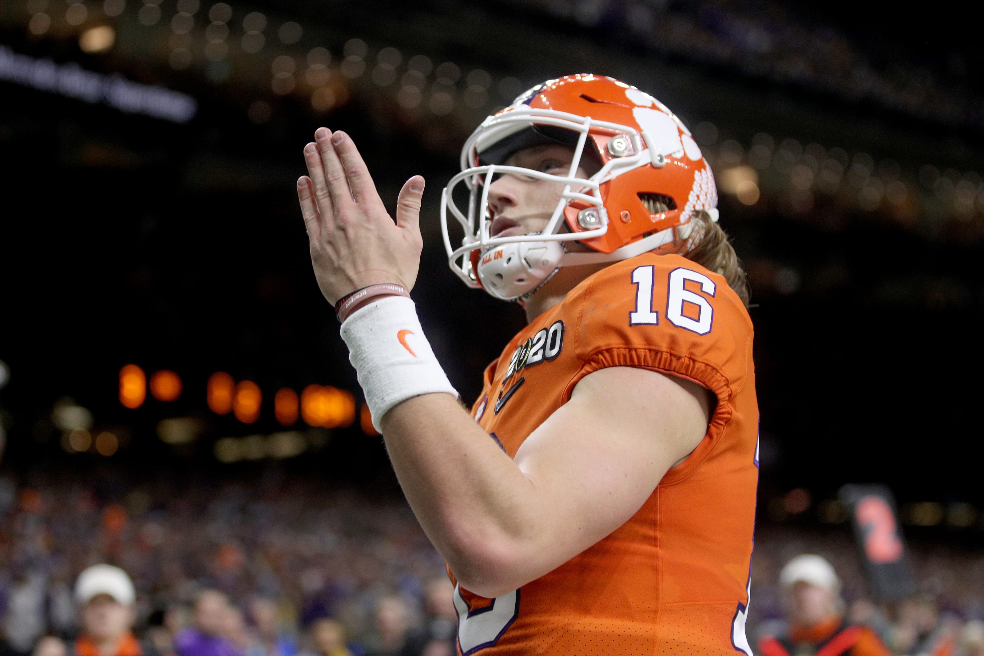 Tank for Trevor Lawrence update: Patriots, Jets make their ...