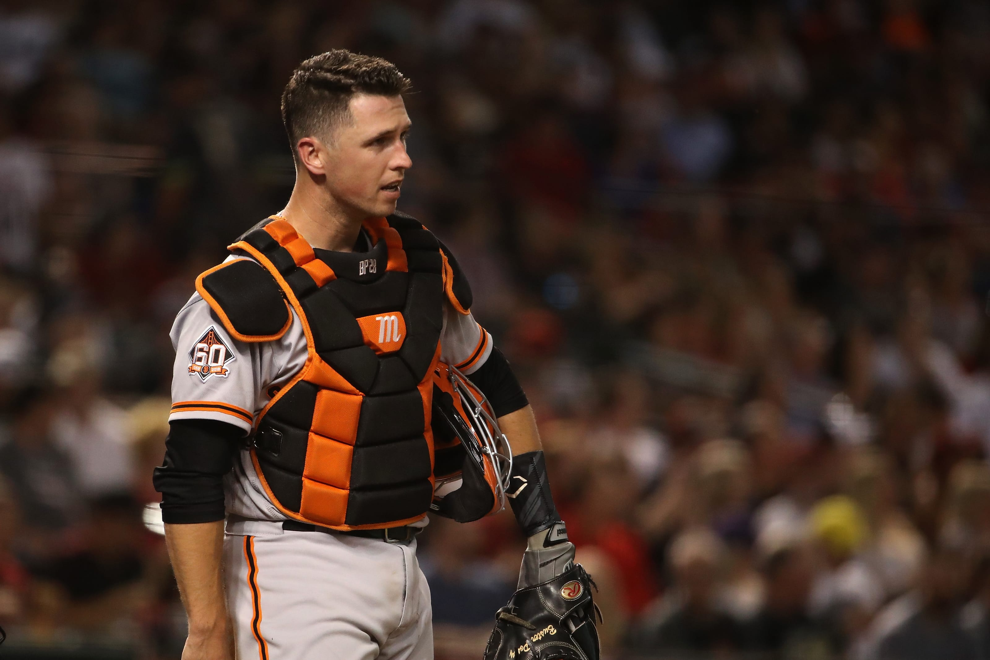 San Francisco Giants Spring Training Preview: Catchers