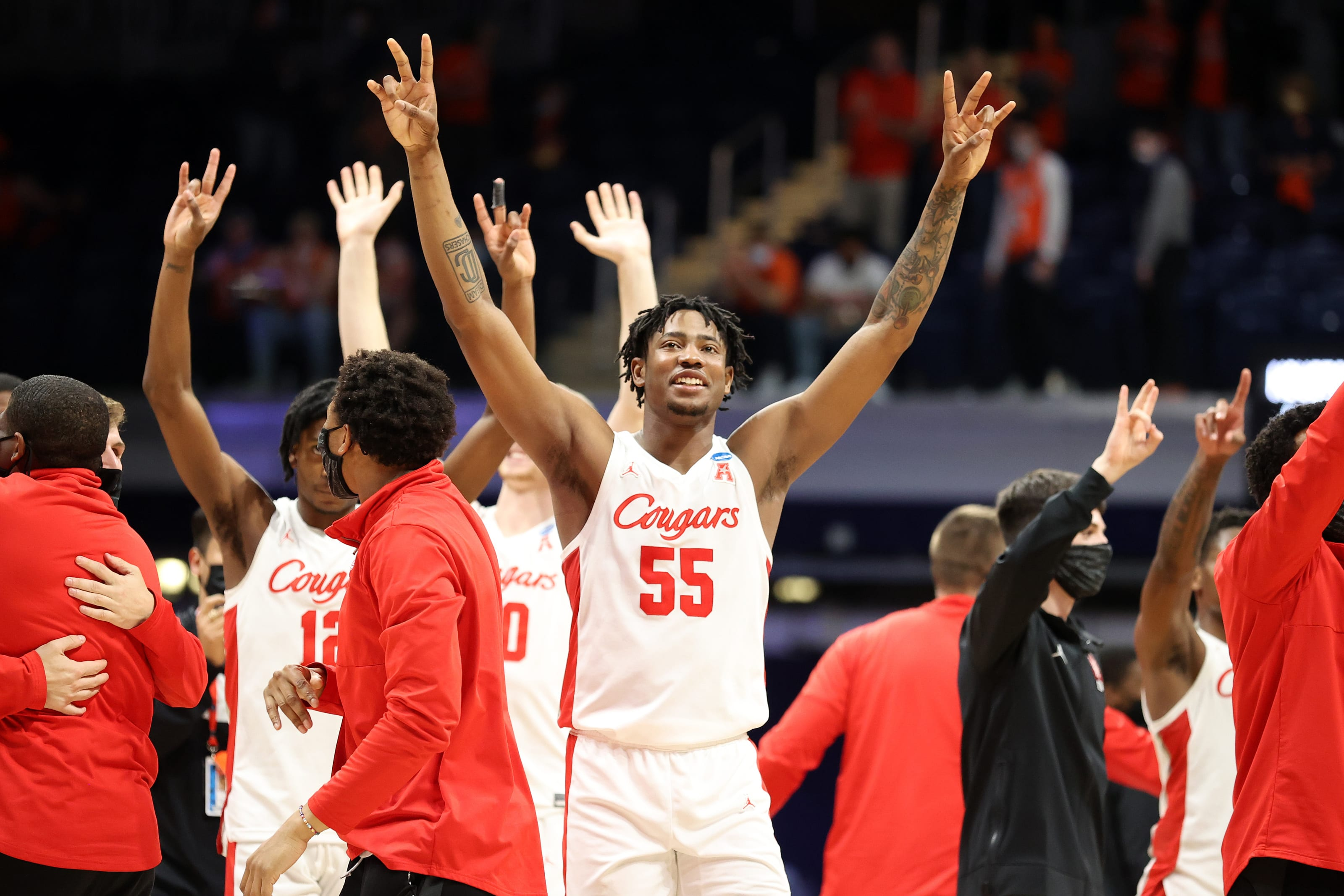 Oregon State Basketball must limit Houston's rebounding opportunities