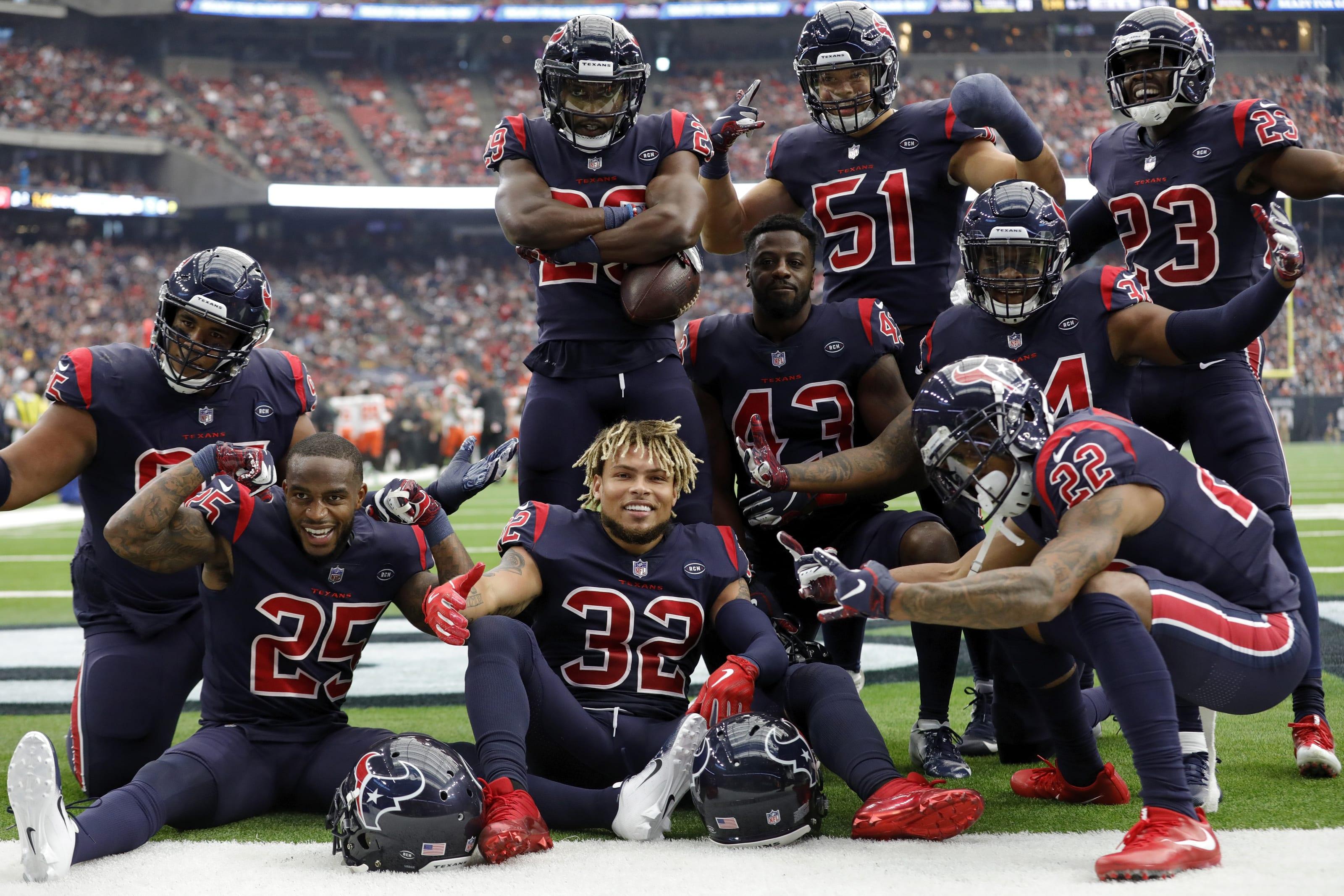 Benardrick McKinney Houston Texans AFC Pro Bowl Game Jersey