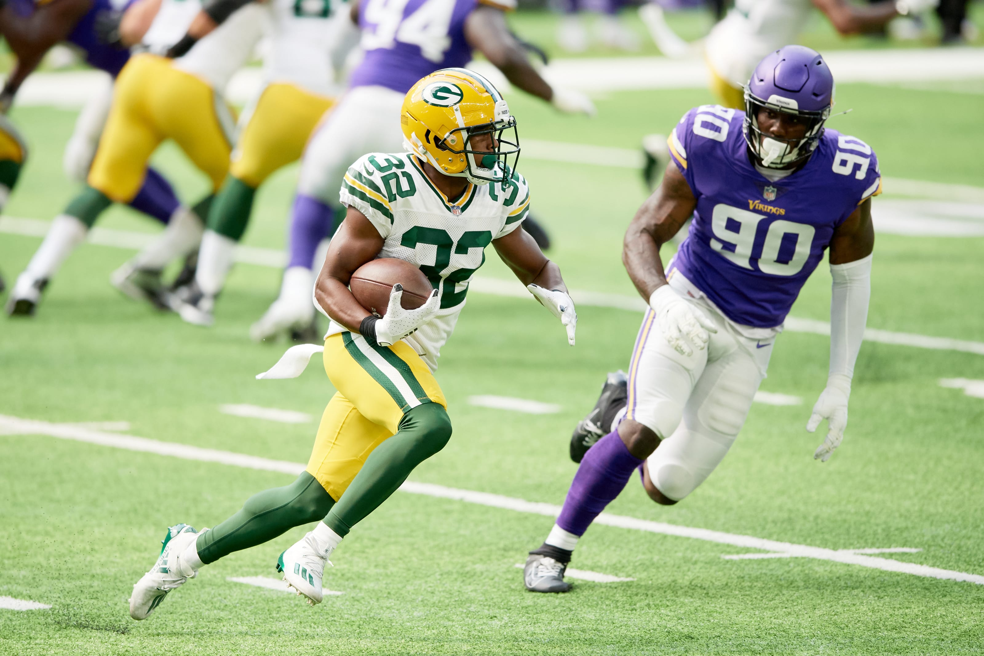 Packers: 3 under-the-radar observations from Week 1 win