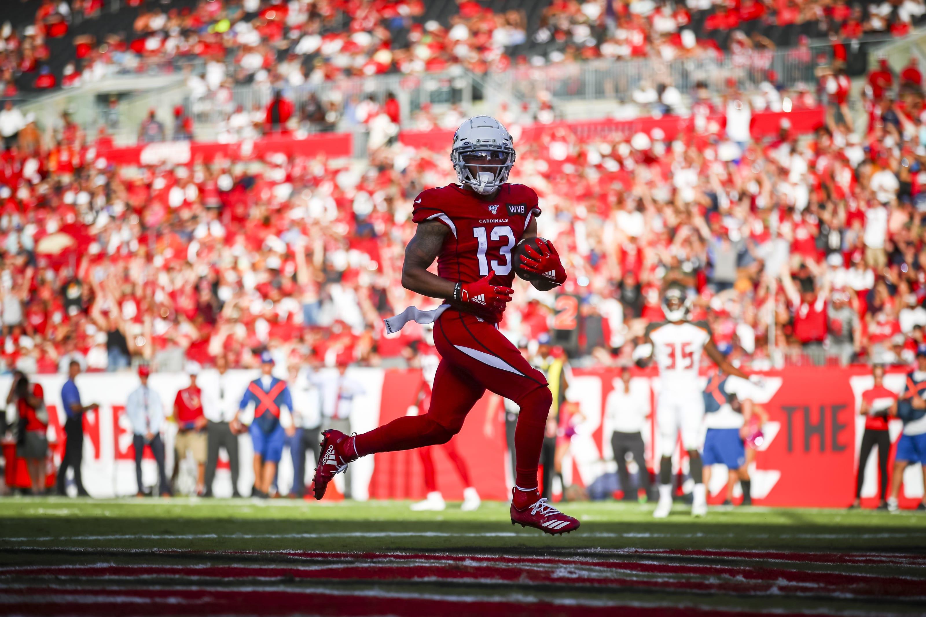 Arizona Cardinals #33 Byron Murphy Draft Game Jersey - Cardinal