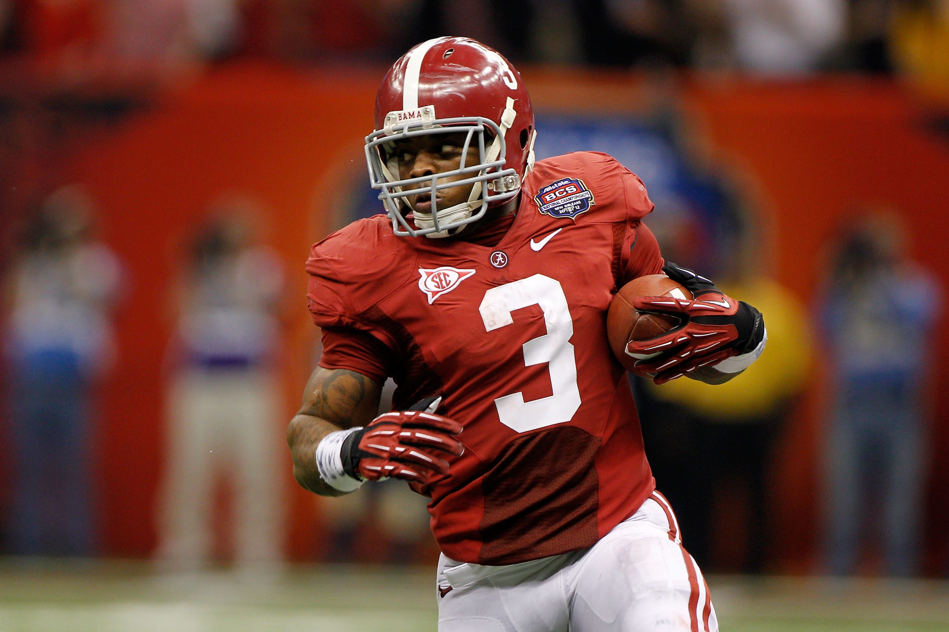Alabama Football: Best player to wear each jersey number in Saban ...