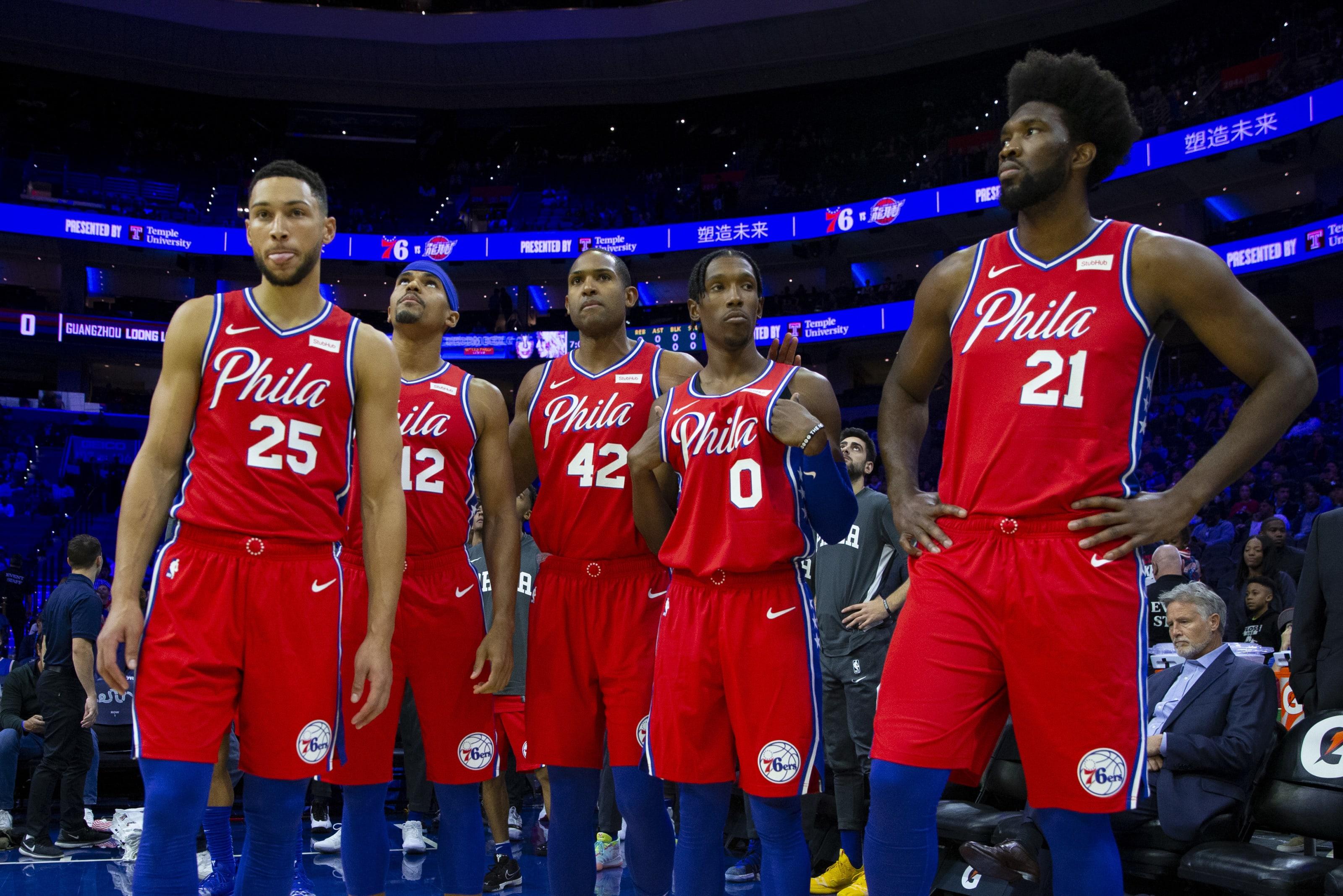 Philadelphia 76ers 2019 20 Nba Season Preview Prediction