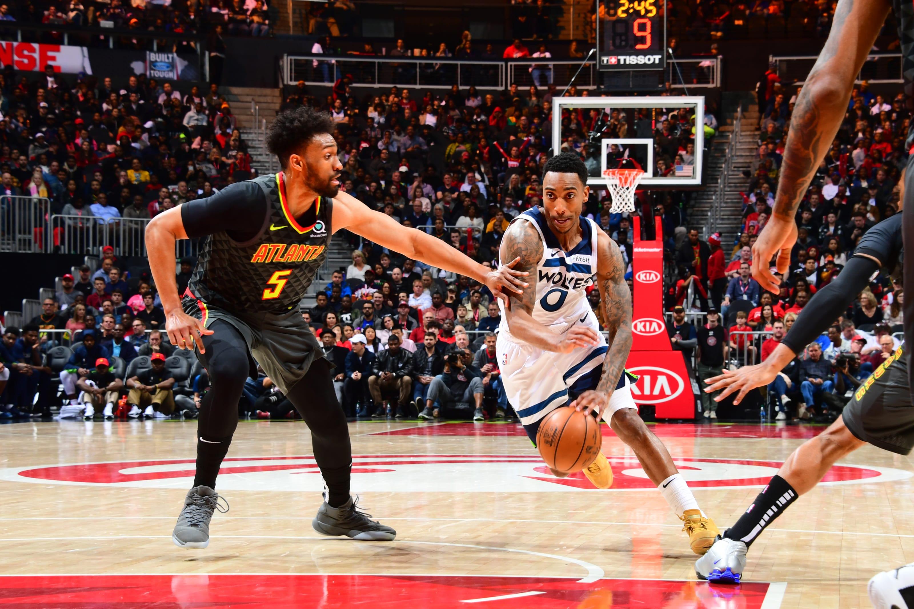 NBA Trade Grades Jeff Teague Atlanta Hawks