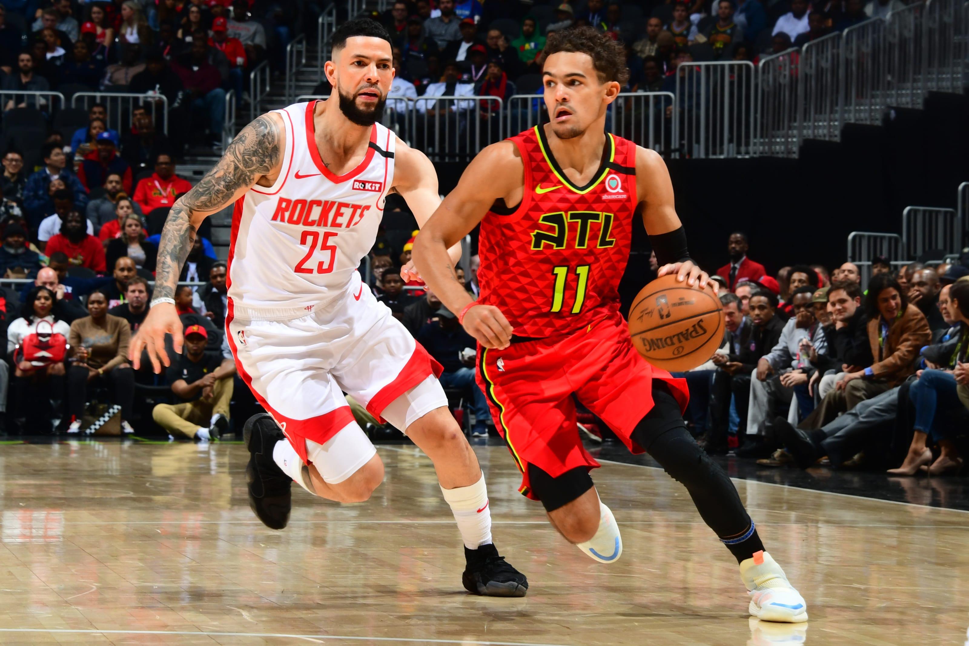 NBA Power Rankings Atlanta Hawks Trae Young