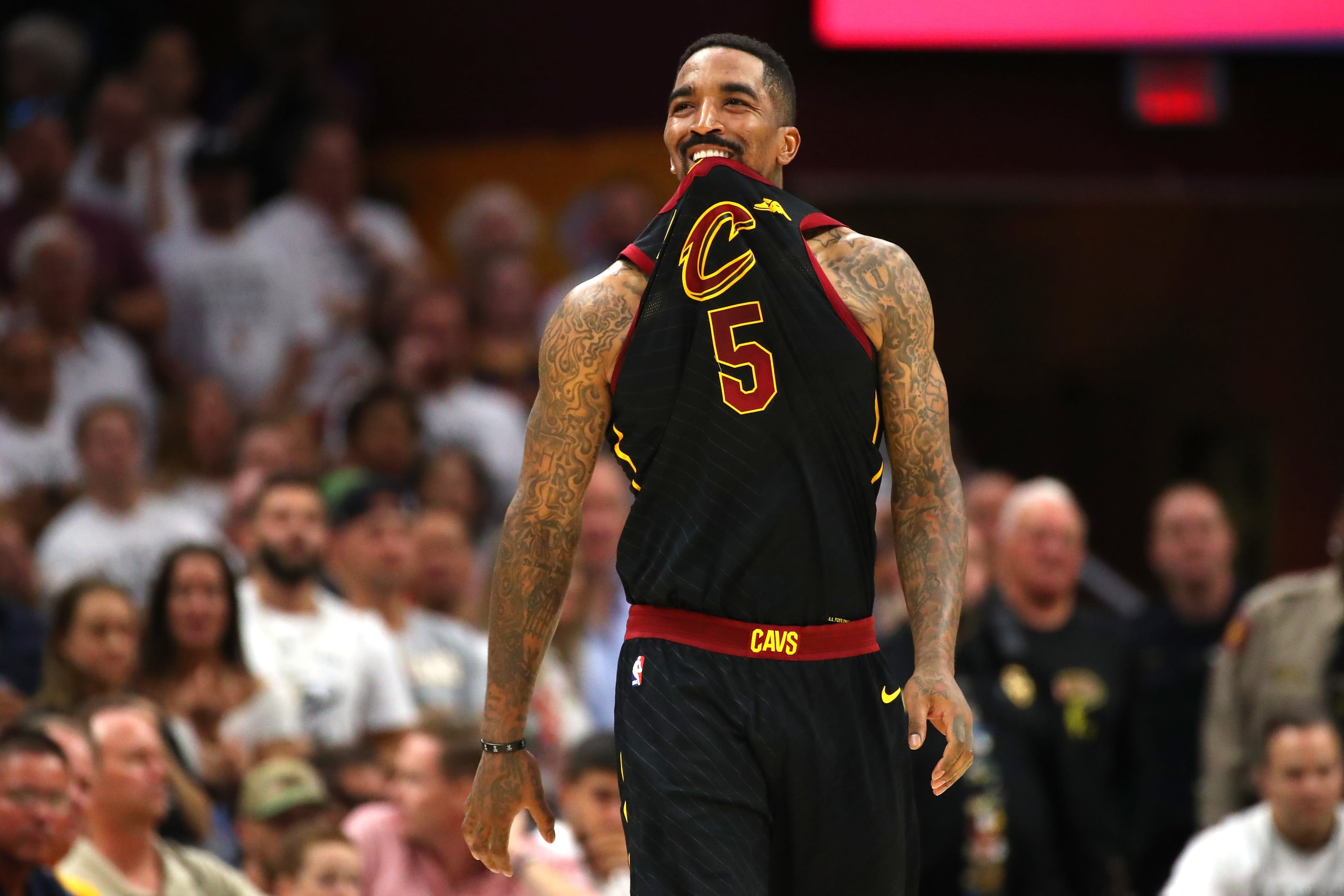 NBA, Cleveland Cavaliers: J.R. Smith