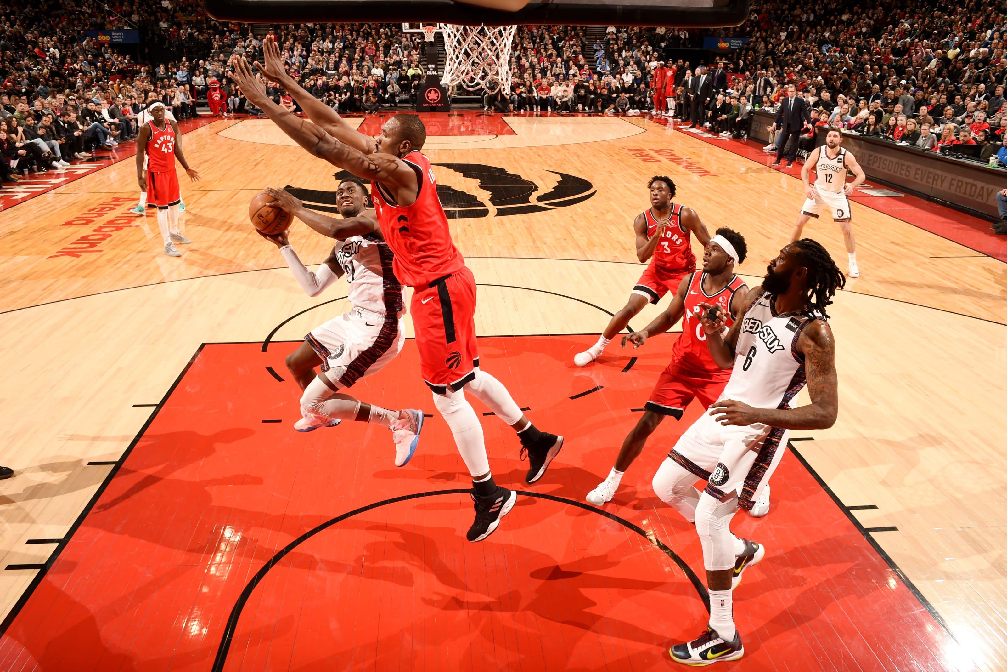 NBA Power Rankings Caris LeVert