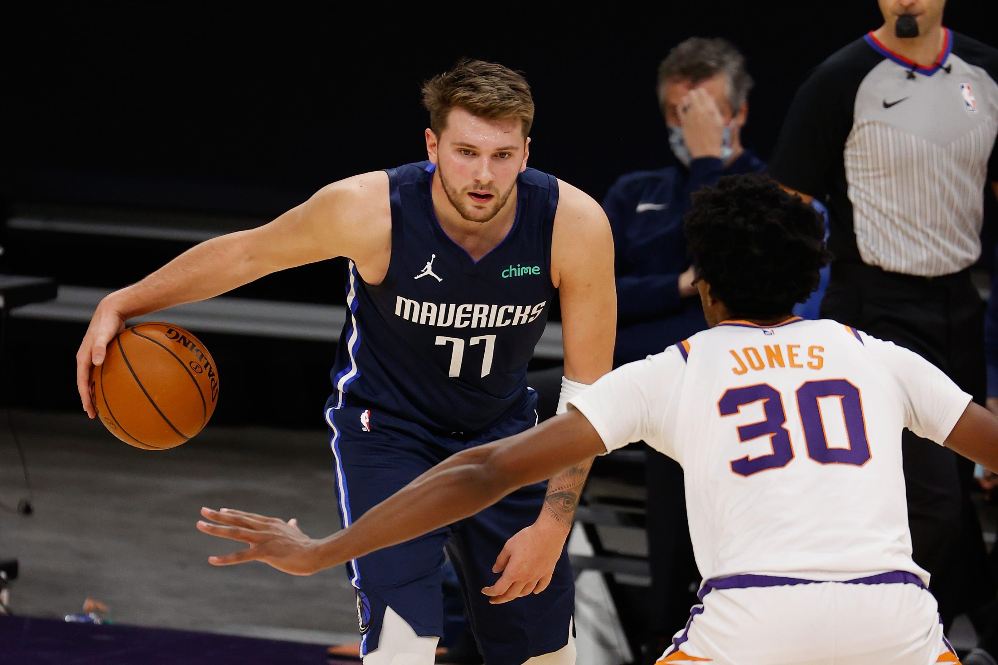 NBA, Dallas Mavericks: Luka Doncic, Phoenix Suns: