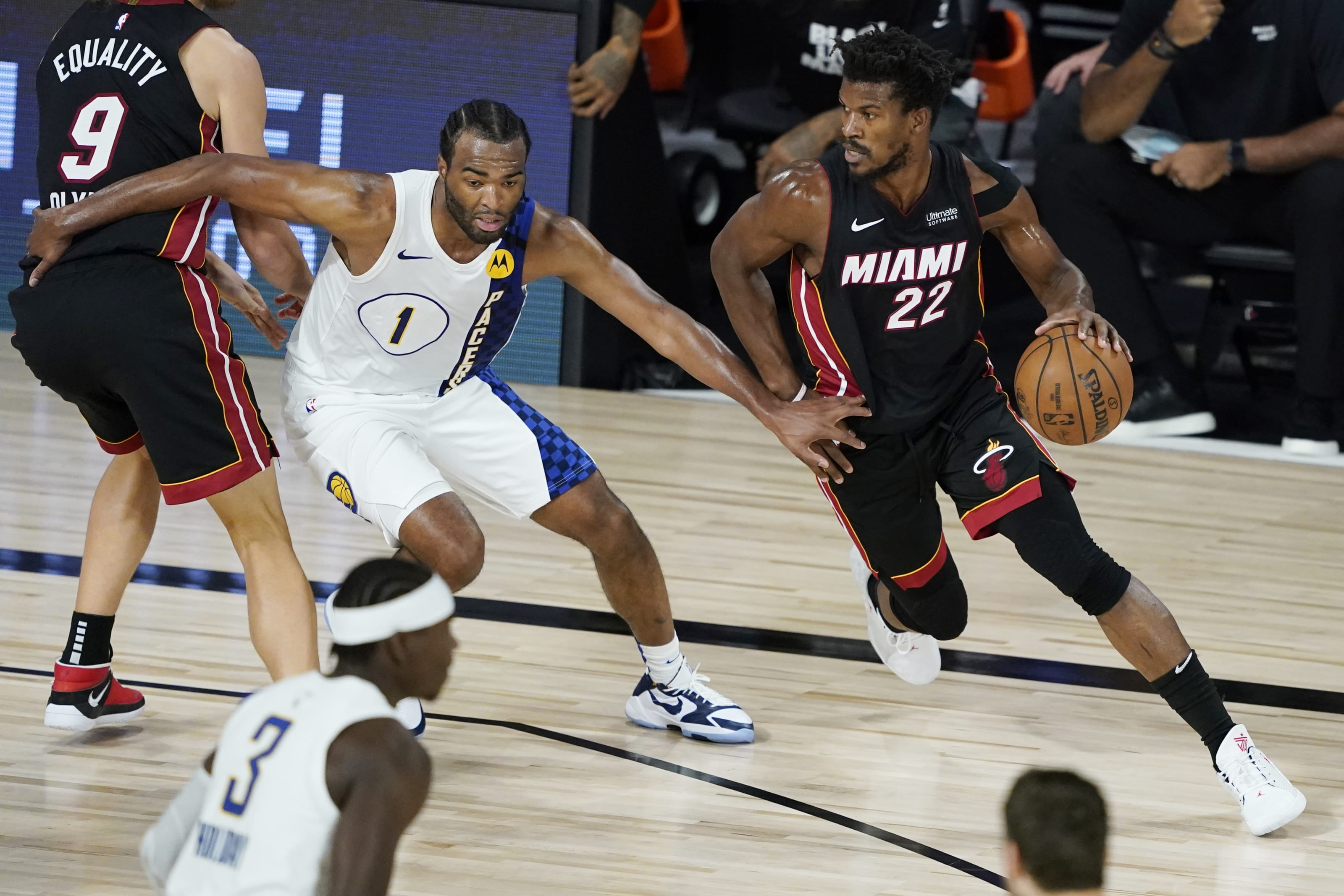 Miami Heat Here S The Thing With Jimmy Butler And The Milwaukee Bucks