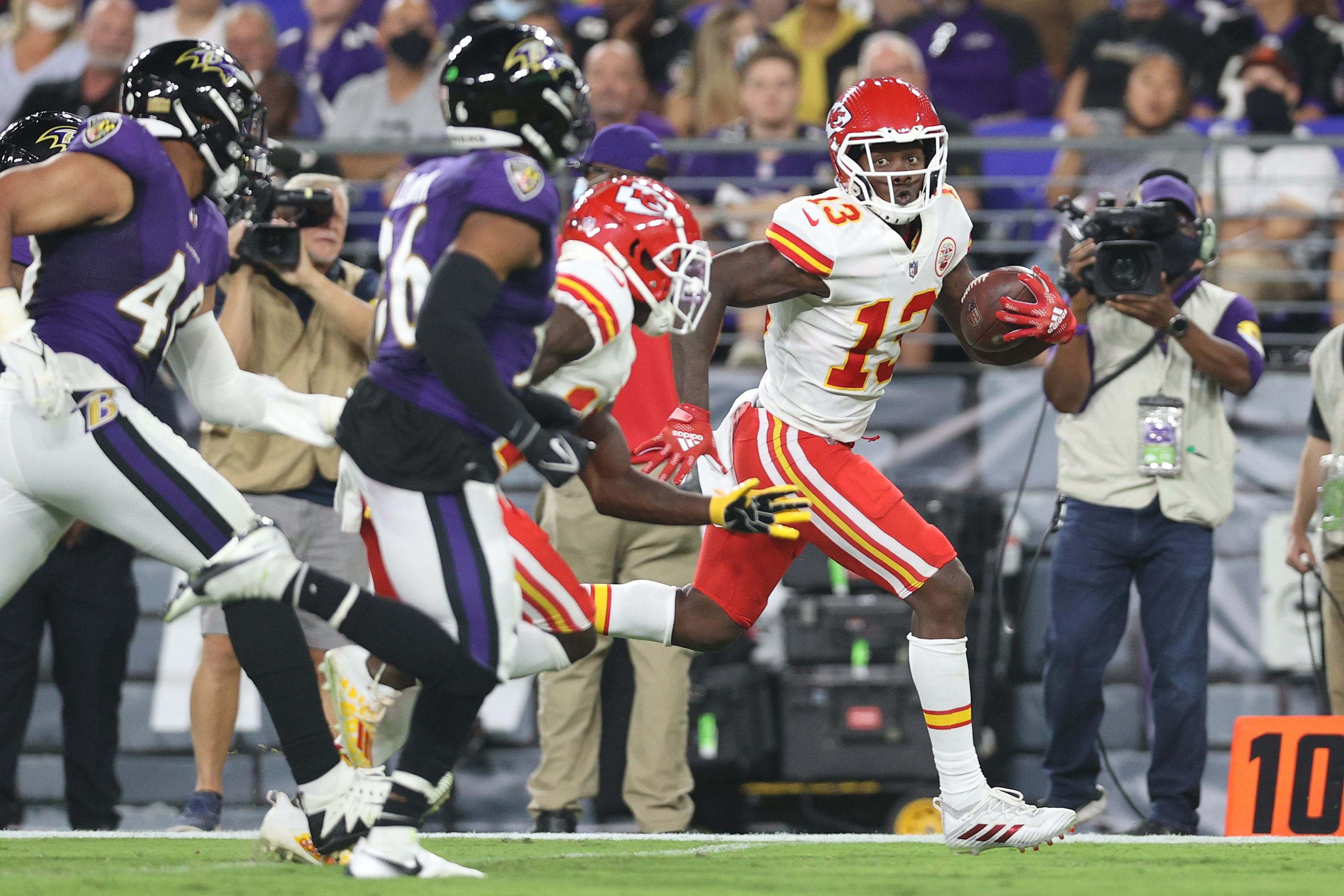 KC Chiefs vs. Ravens: Winners and losers from Week 2