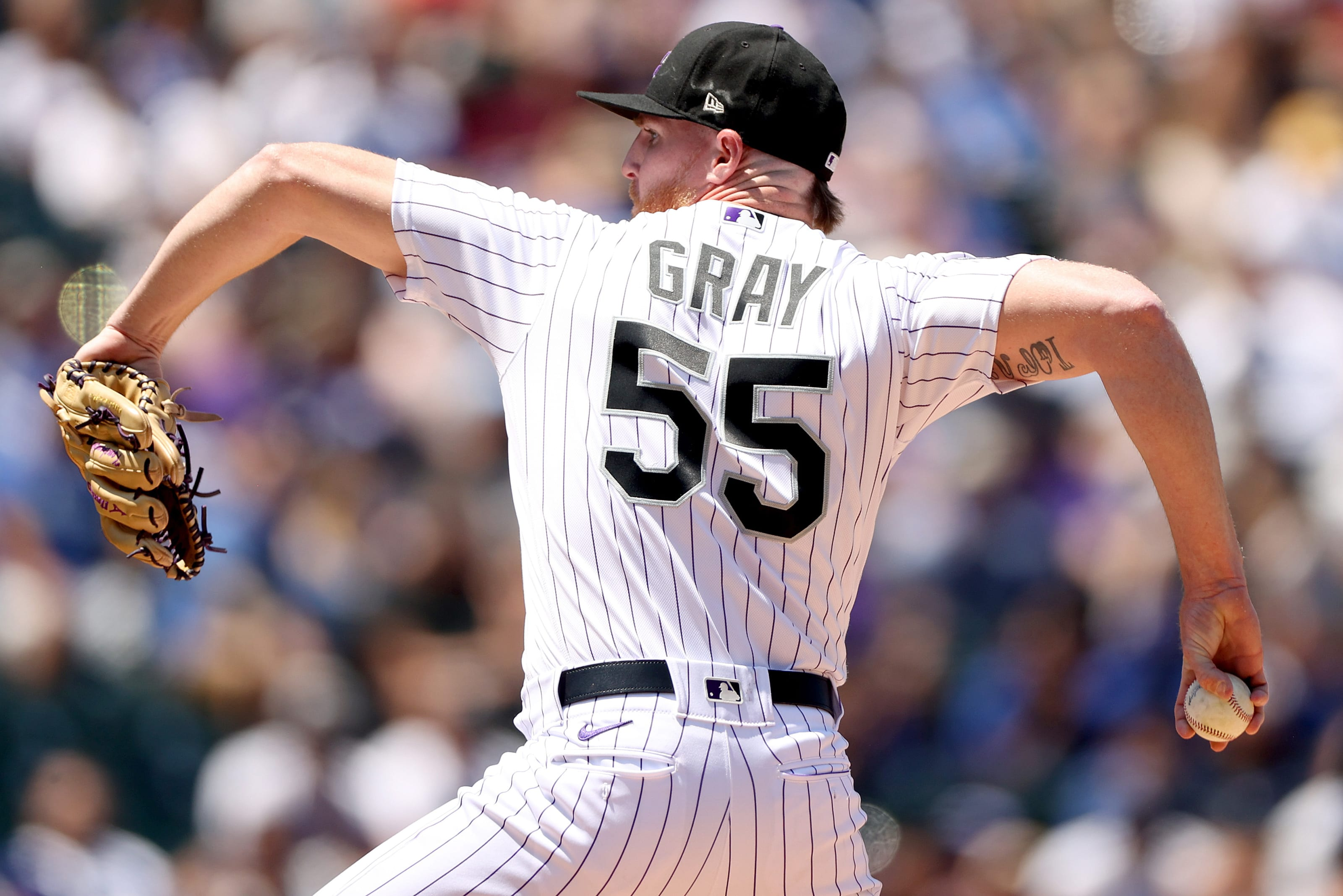 Cleveland Indians, Jon Gray