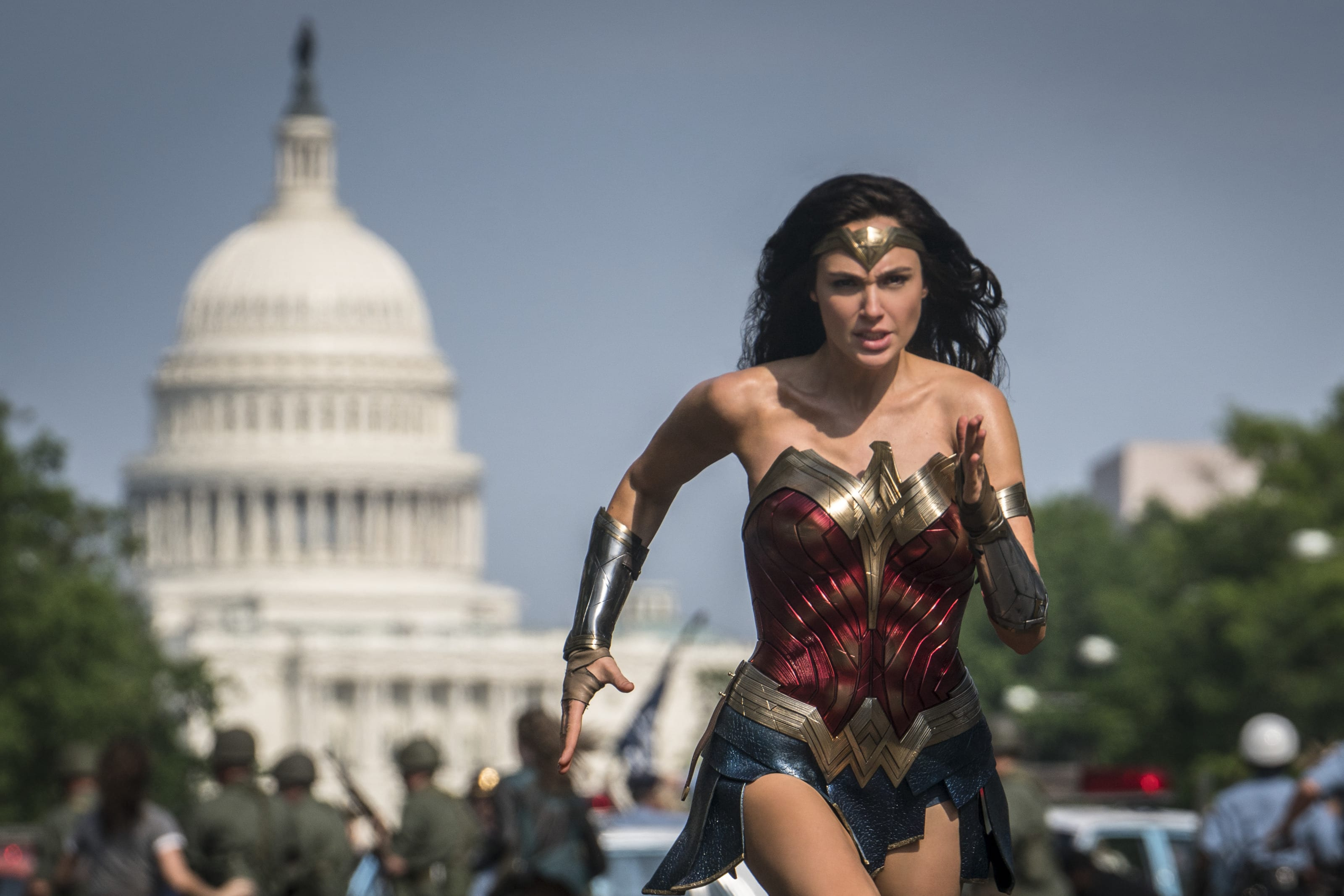 Wonder Woman, Wonder Woman 1984, DC animated films