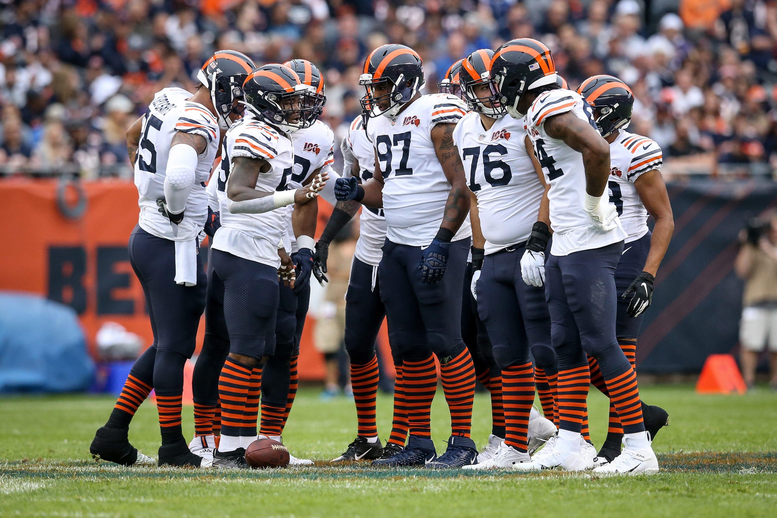 Chicago Bears, Defense