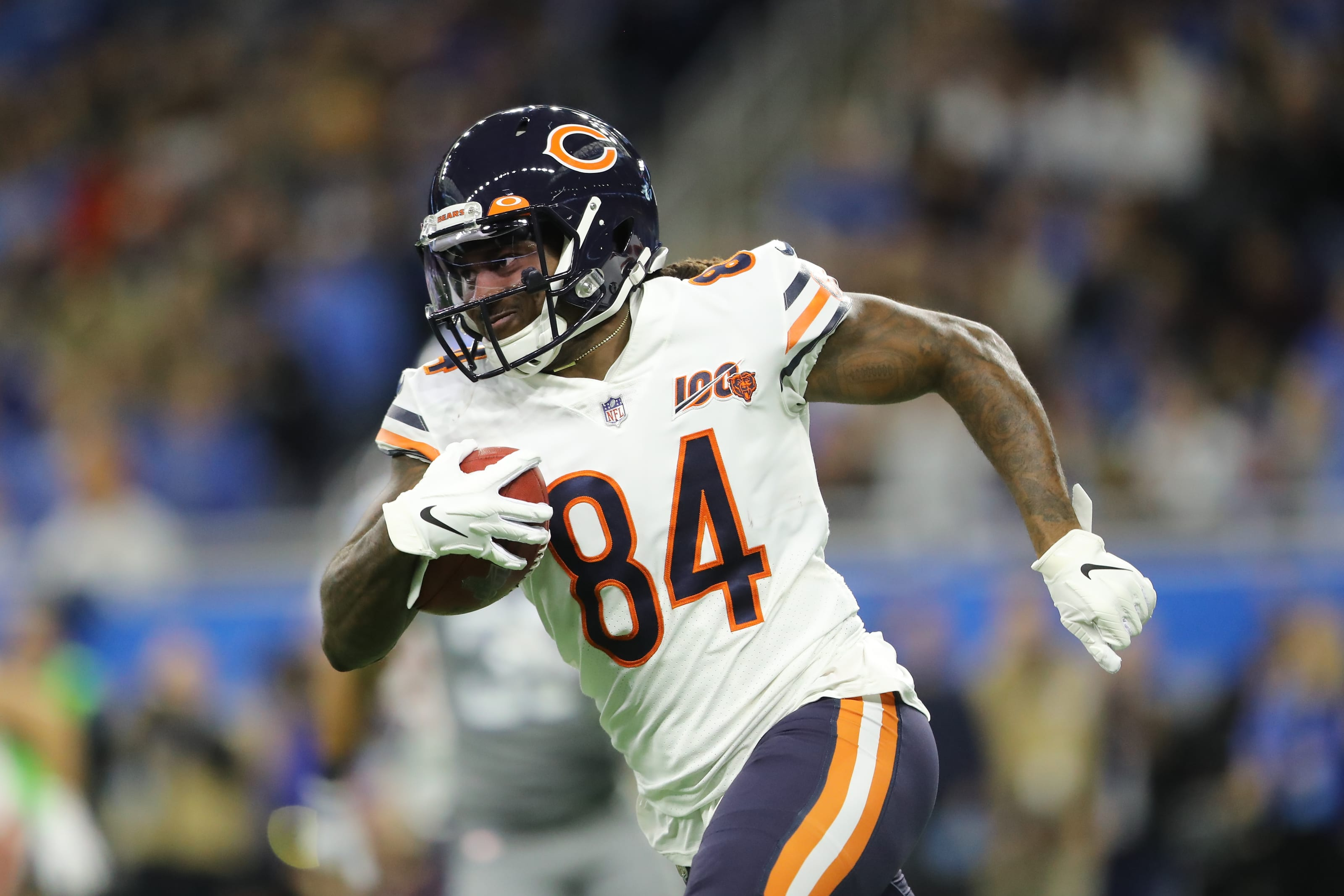 Chicago Bears, Cordarelle Patterson
