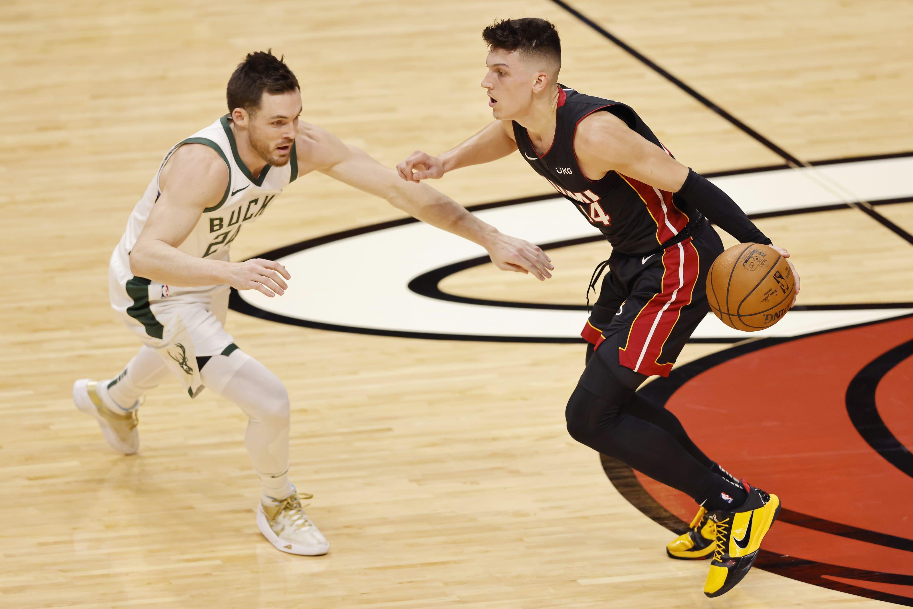 Milwaukee Bucks: Pat Connaughton