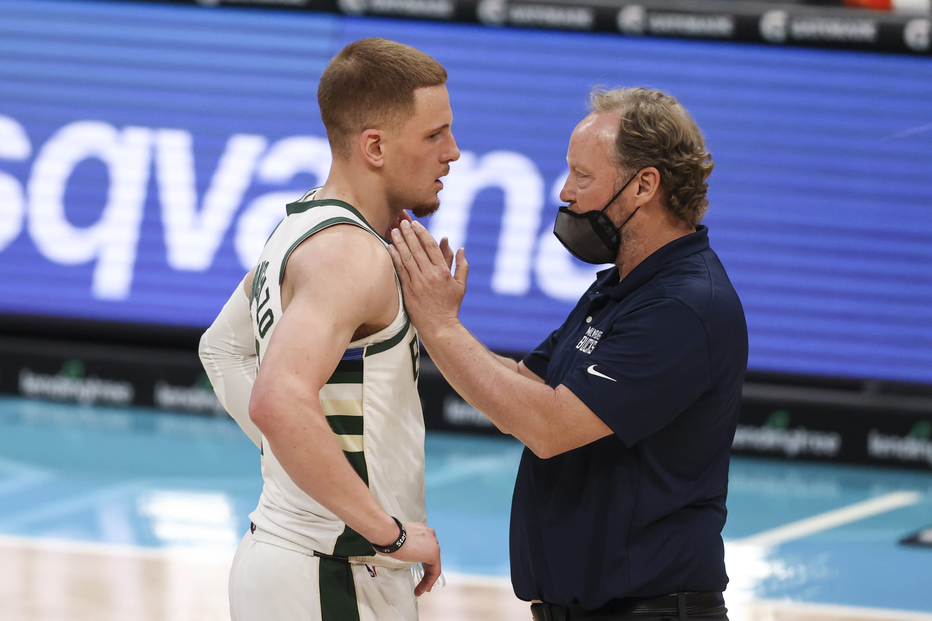 Milwaukee Bucks: Donte DiVincenzo, Mike Budenholzer