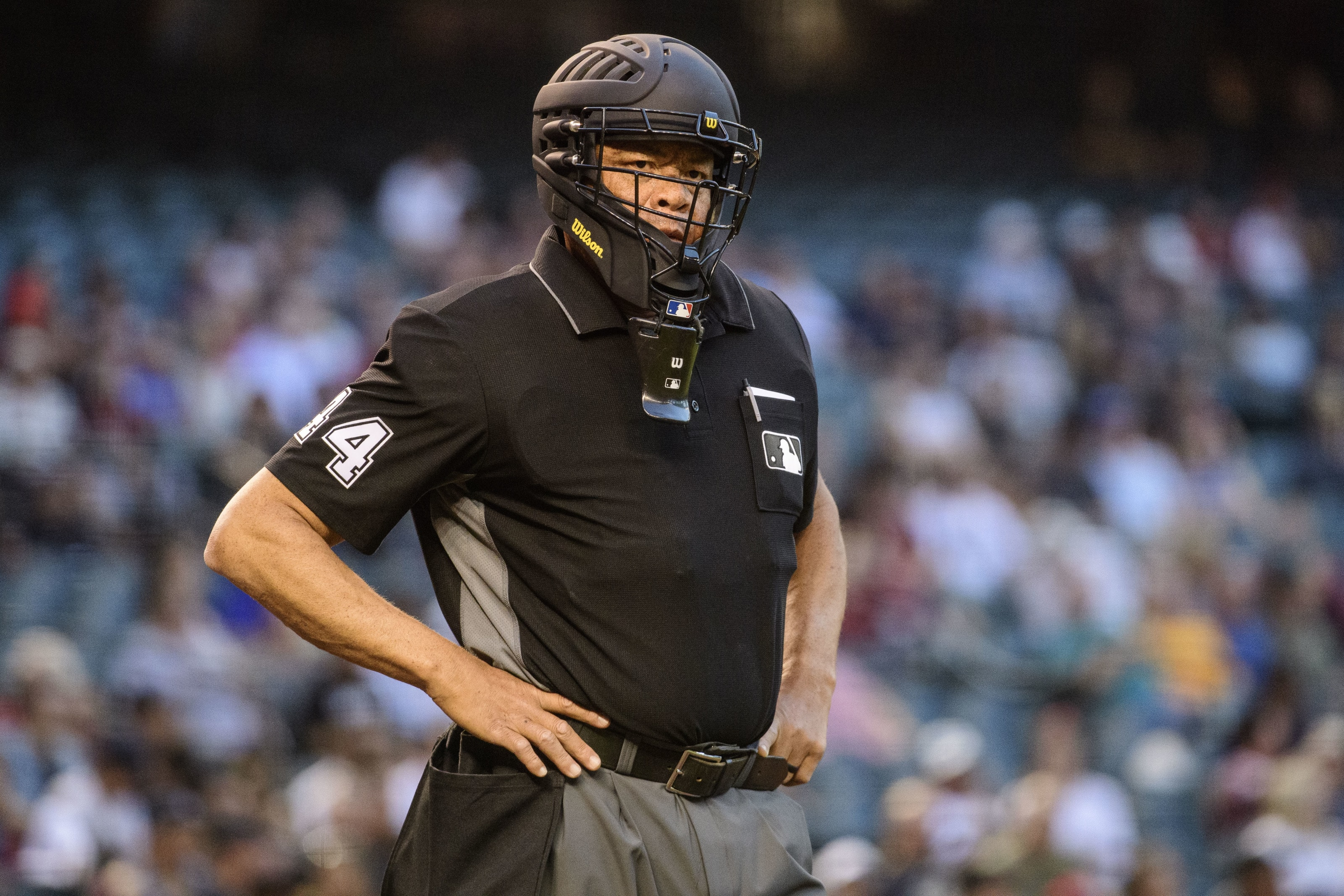 MLB Umpire: Kerwin Danley becomes the first black crew chief