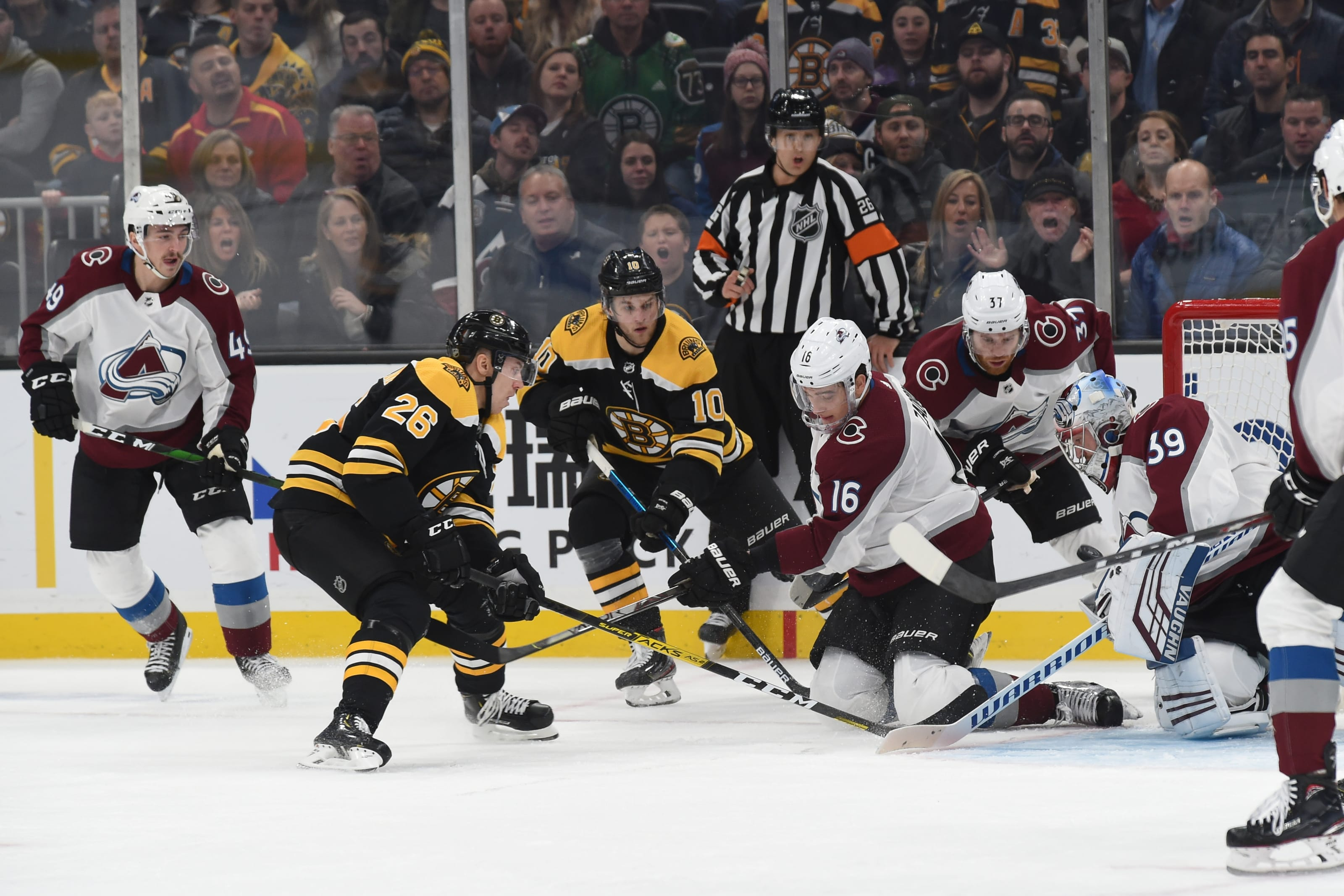 bruins avalanche