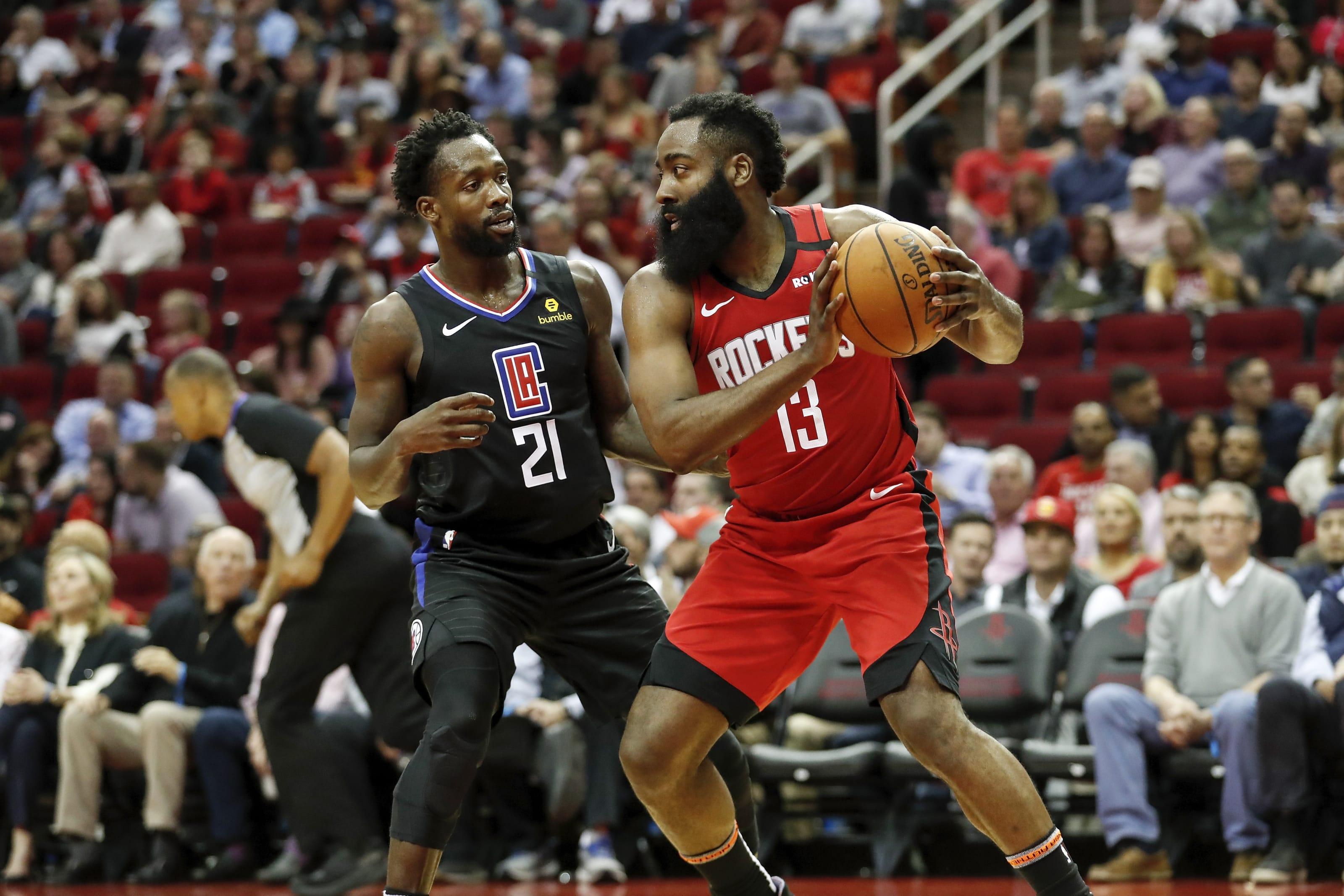 LA Clippers Houston Rockets