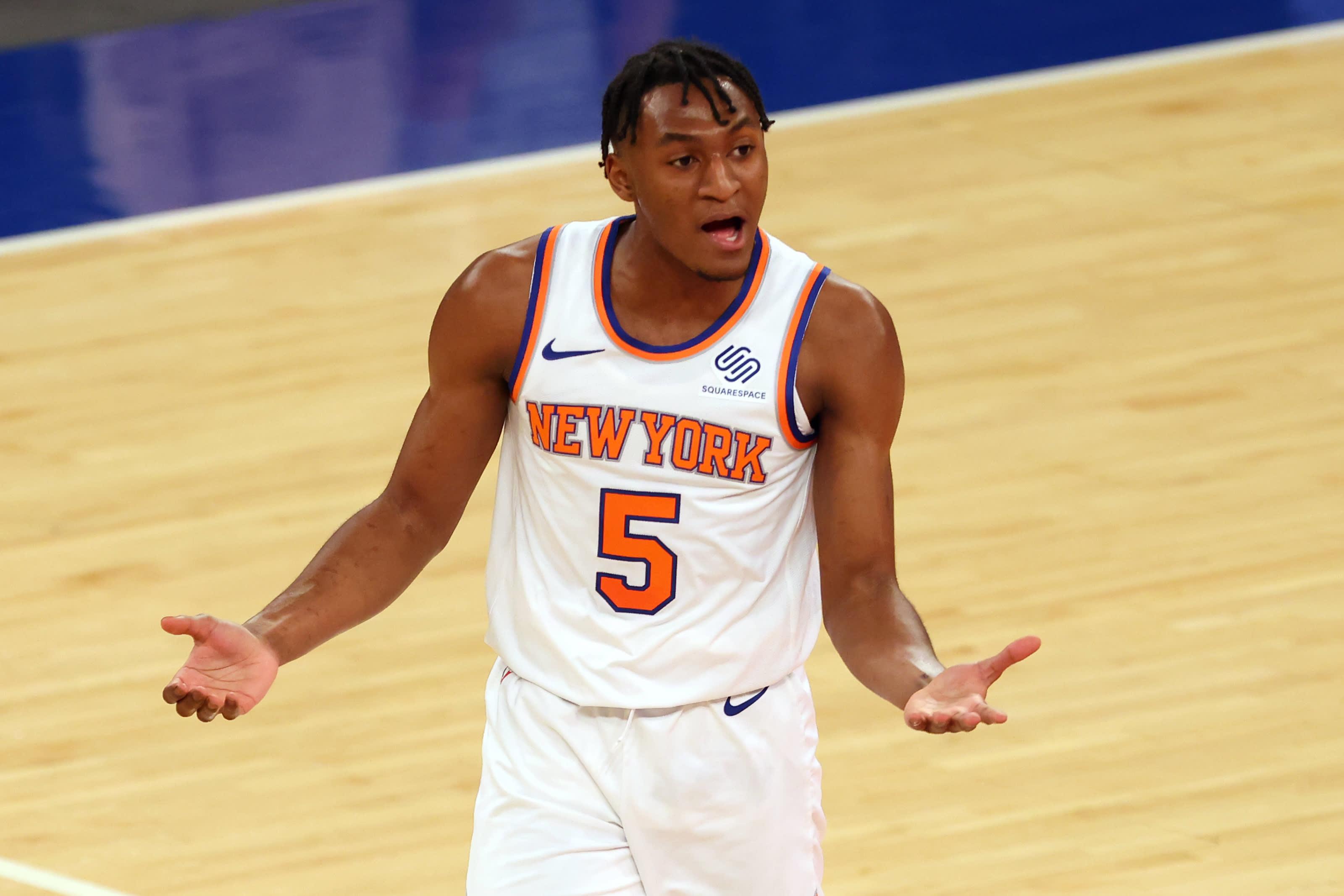 NY Knicks, Leon Rose