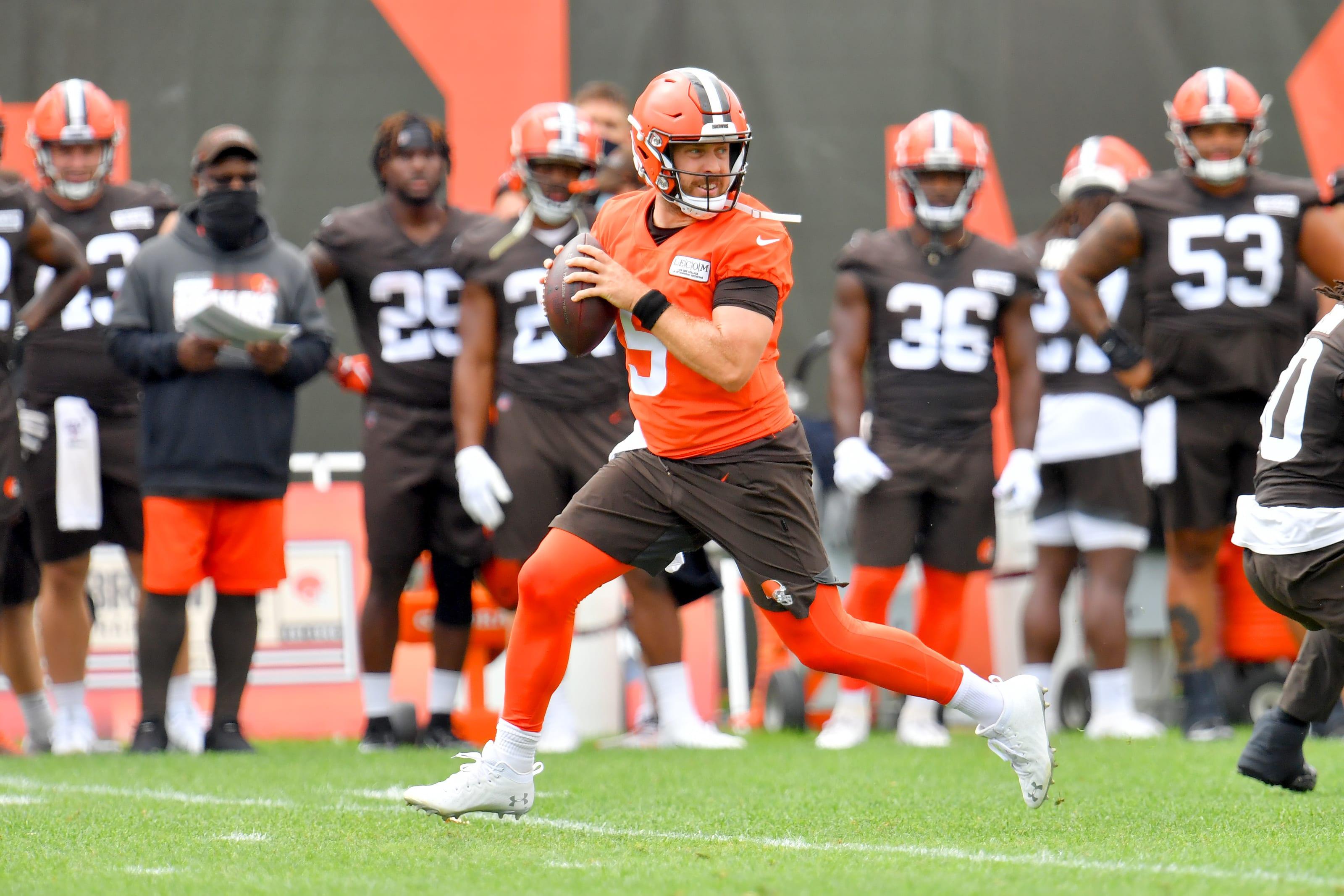 Cleveland Browns QB Case Keenum