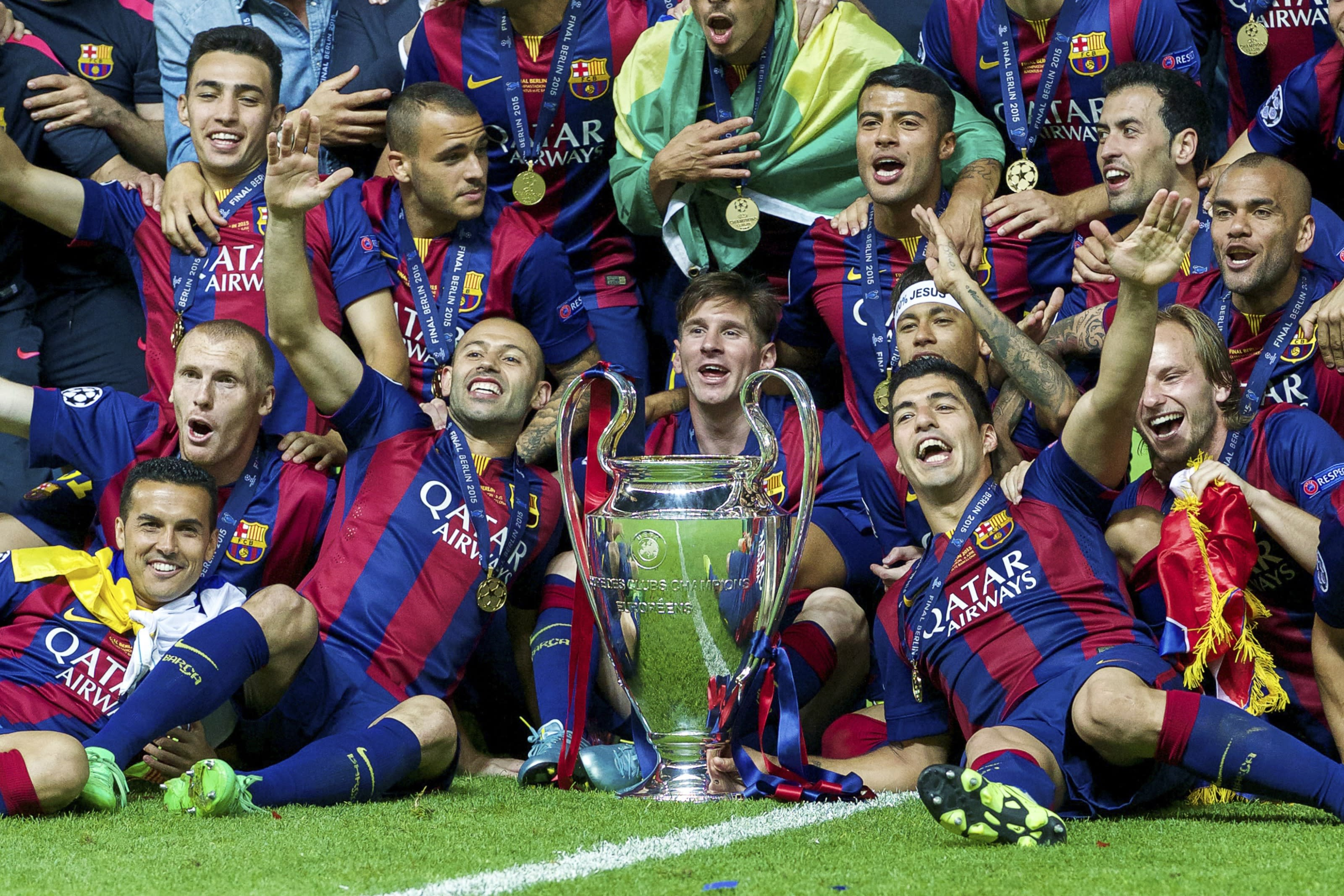 Barcelona is the best club of decade