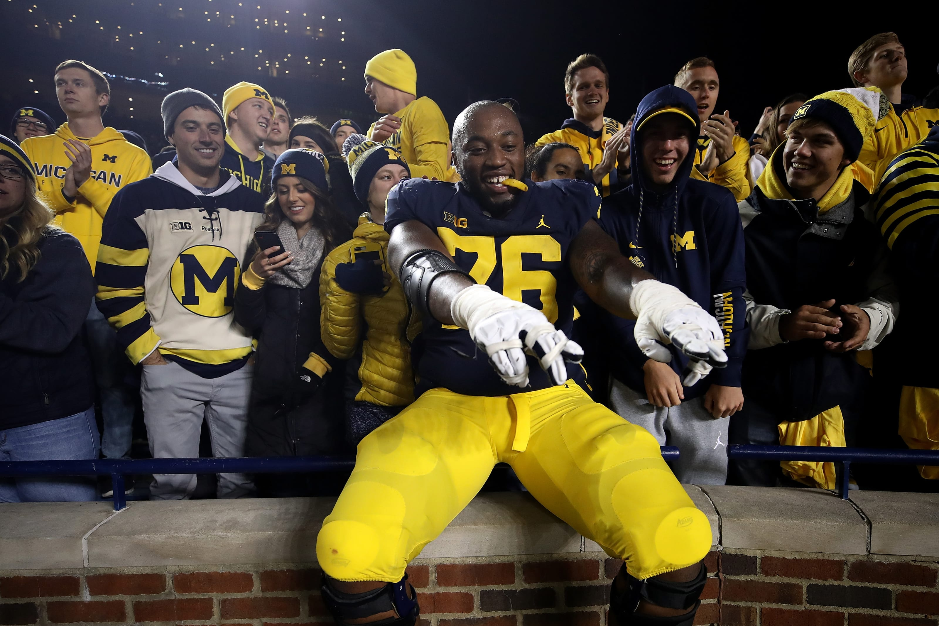 Michigan Football: Predicting the Wolverines depth chart ...