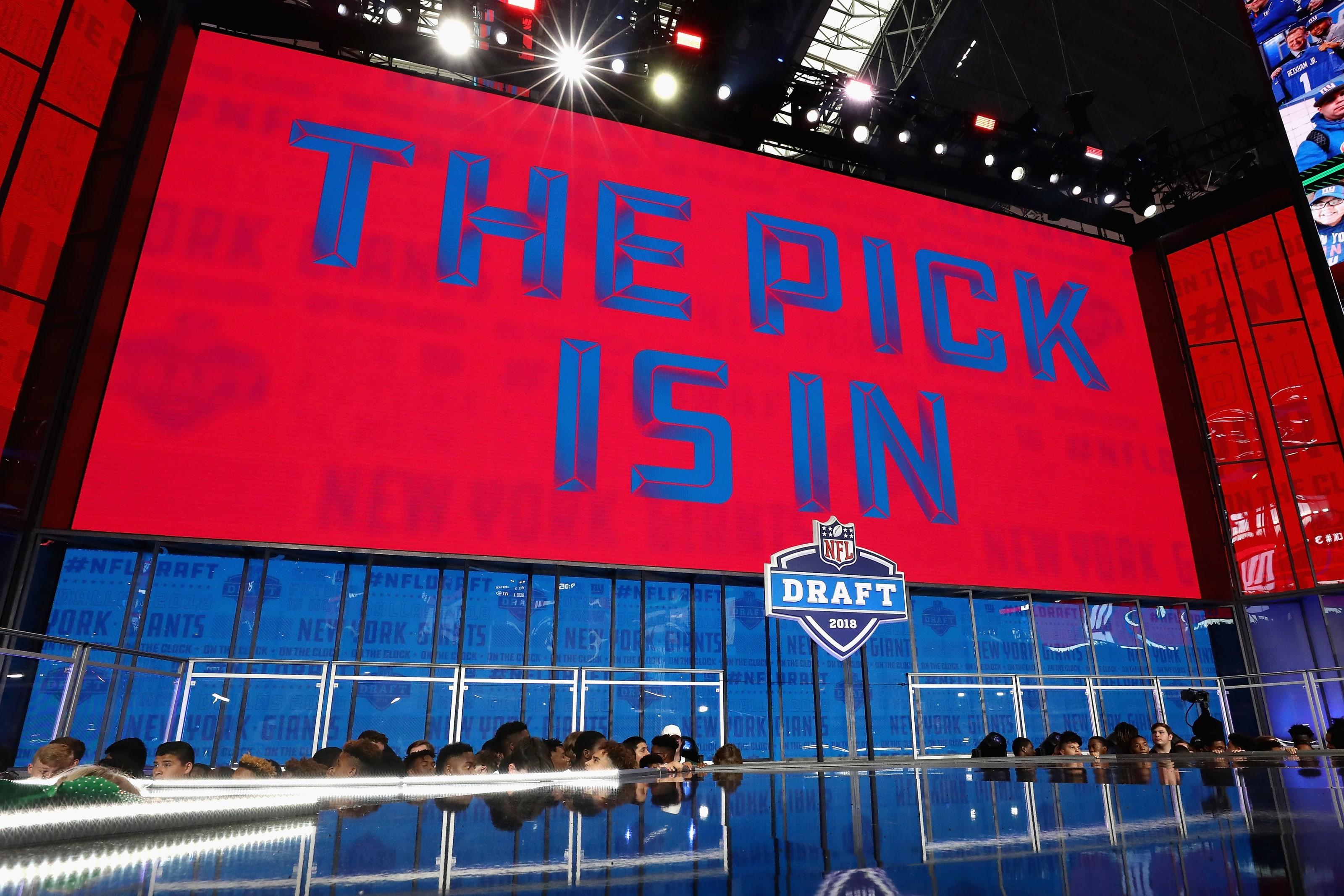Giants draft options