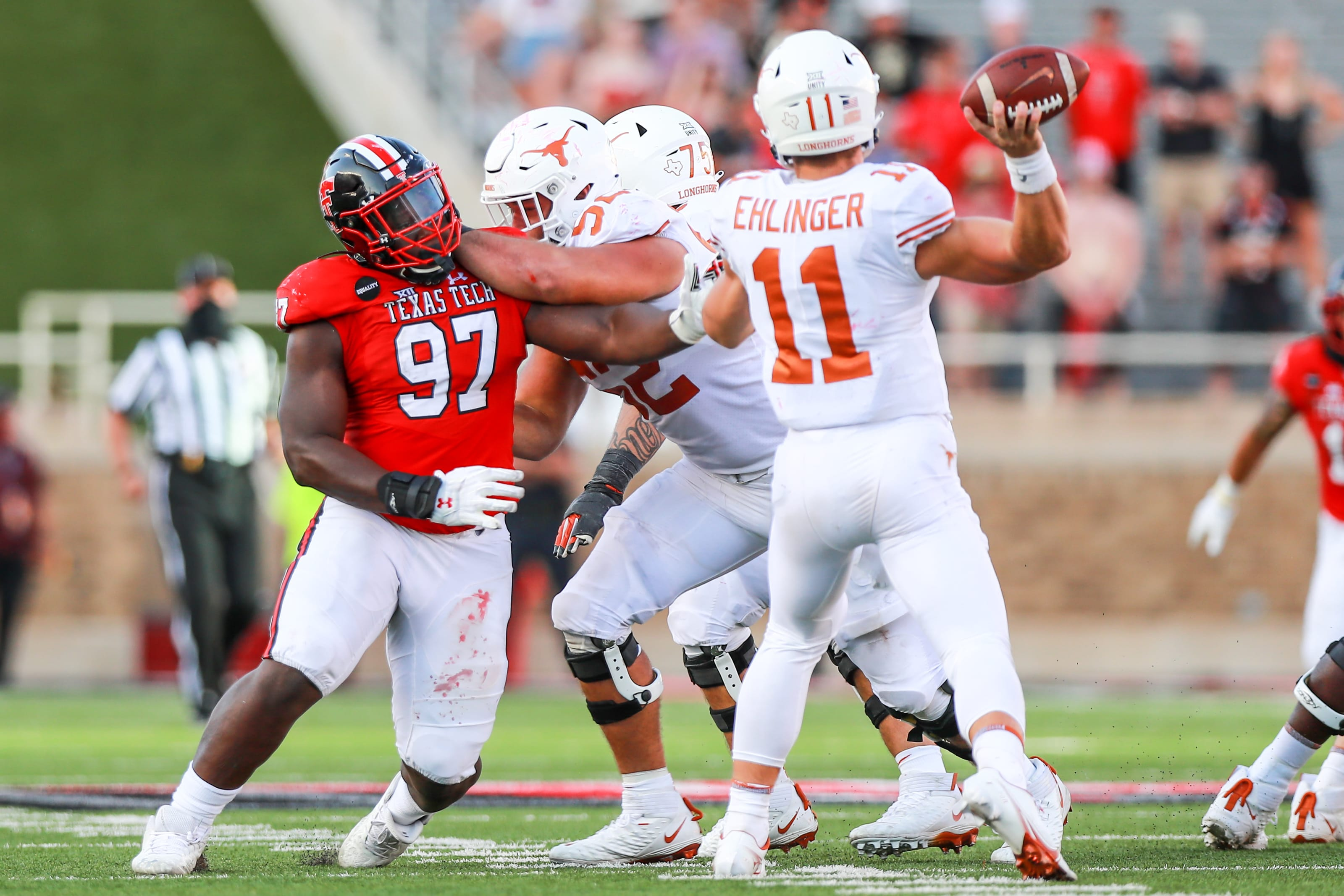 Texas Football 3 Things The Longhorns Are Missing After First Two Games