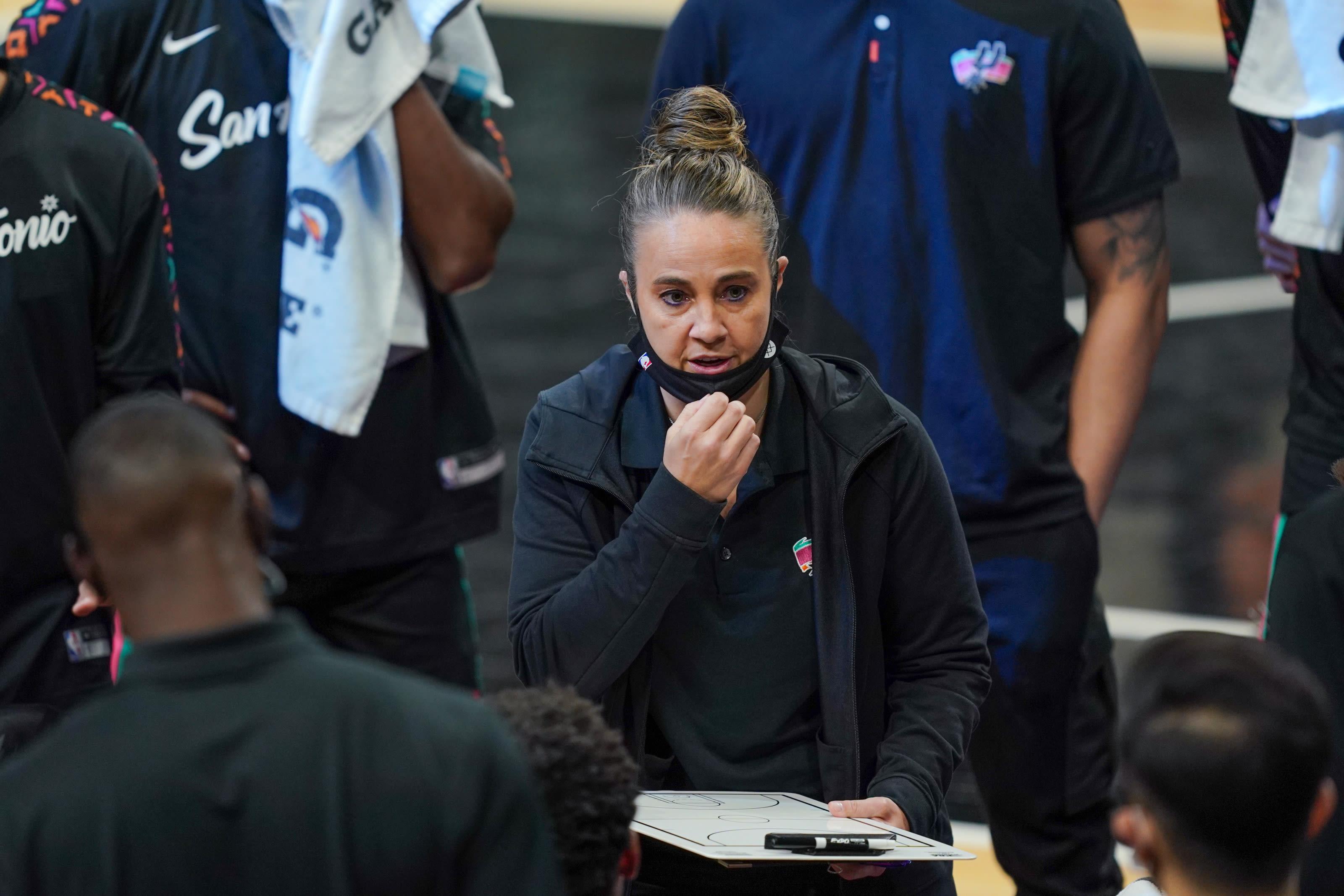 Becky Hammon, Texas Basketball