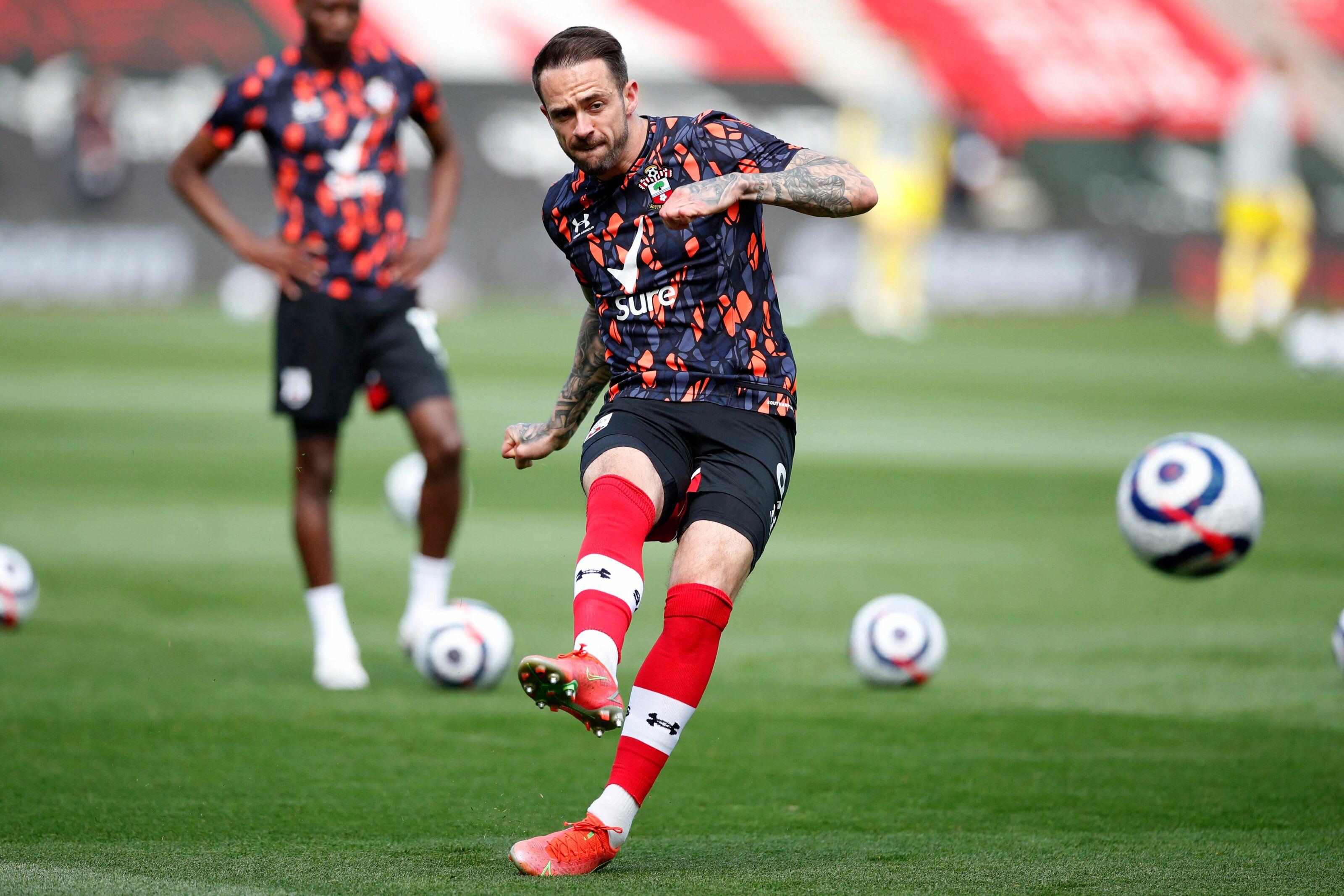 Tottenham transfer target Danny Ings