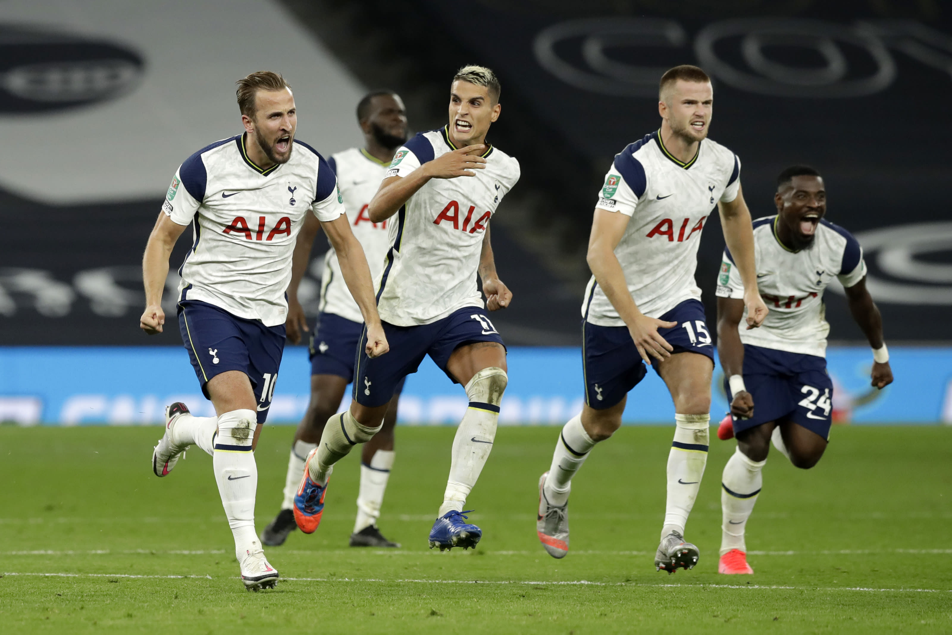 Tottenham Hotspur and Cups, Where Spurs Stand this Season