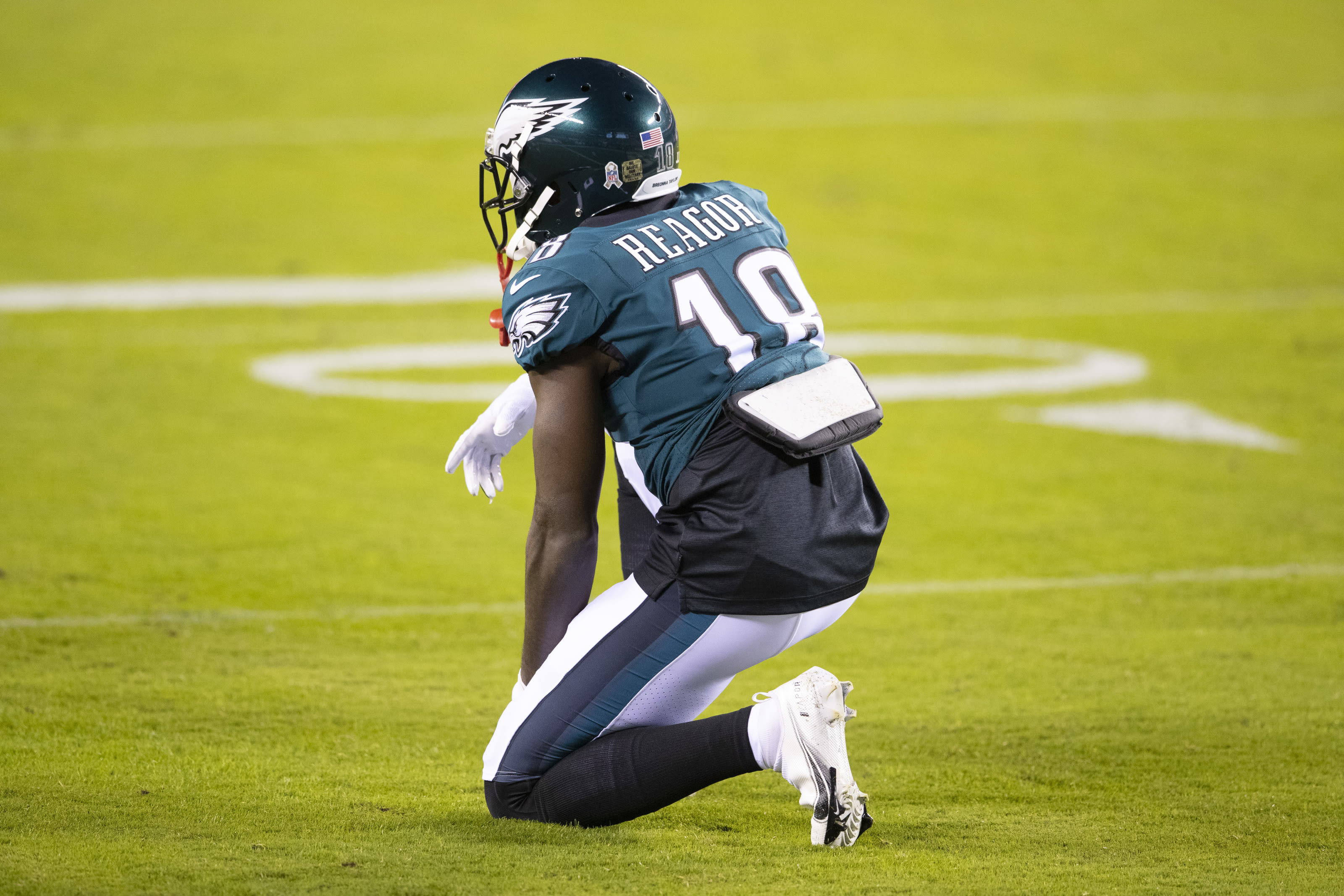 Jalen Reagor, Philadelphia Eagles