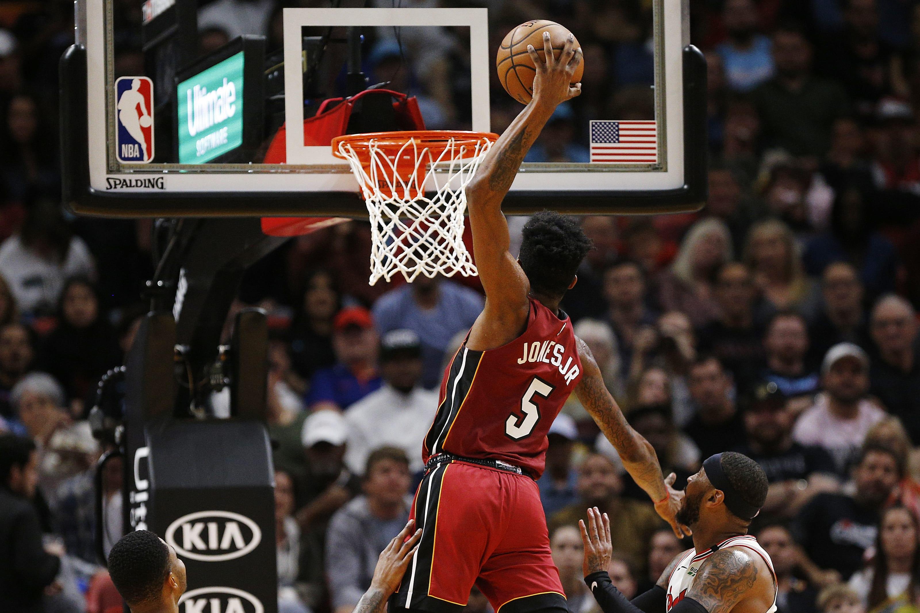 Derrick Jones Jr., Cleveland Cavaliers
