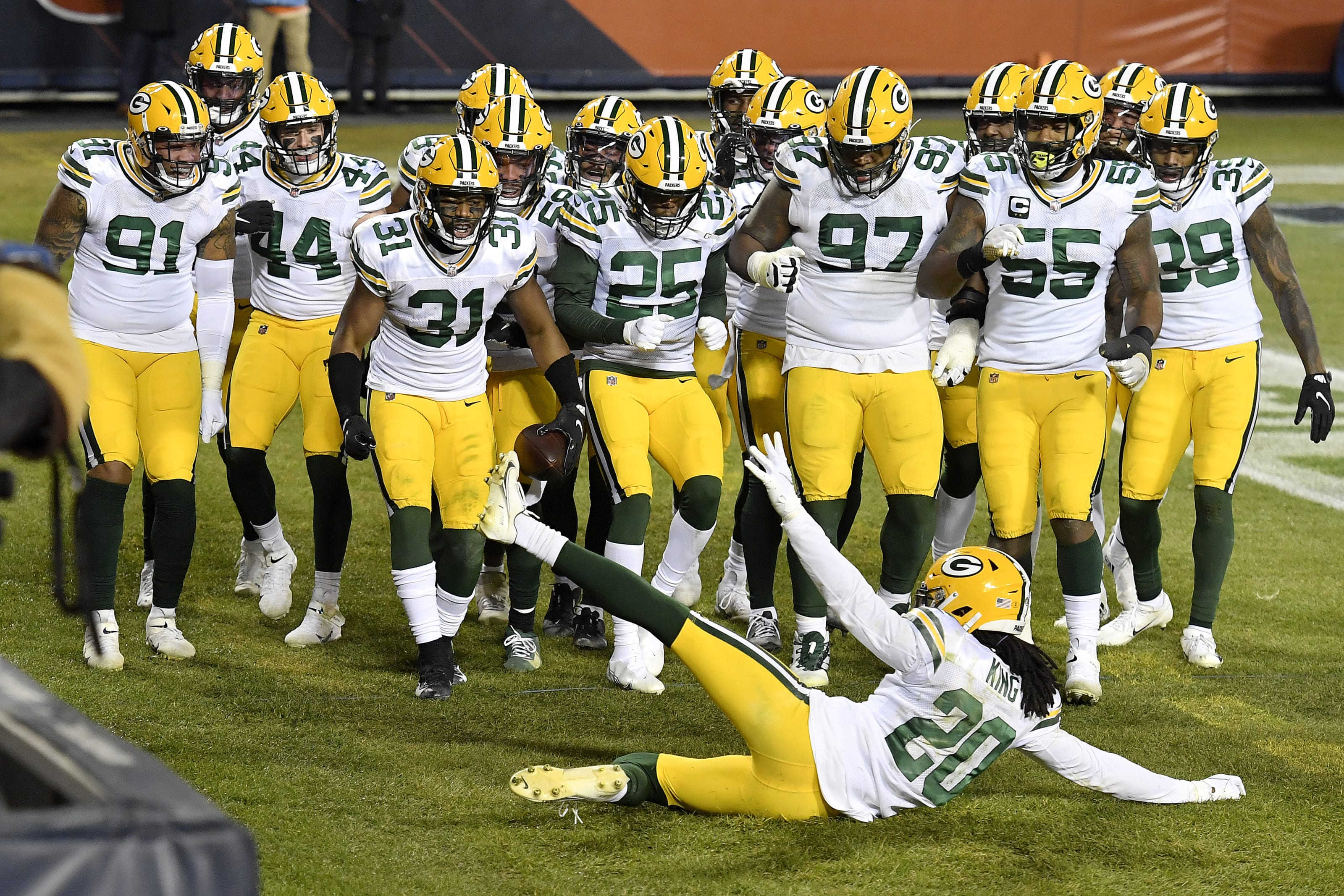 Packers Five Standout Performances From Week 17 Win Vs Bears