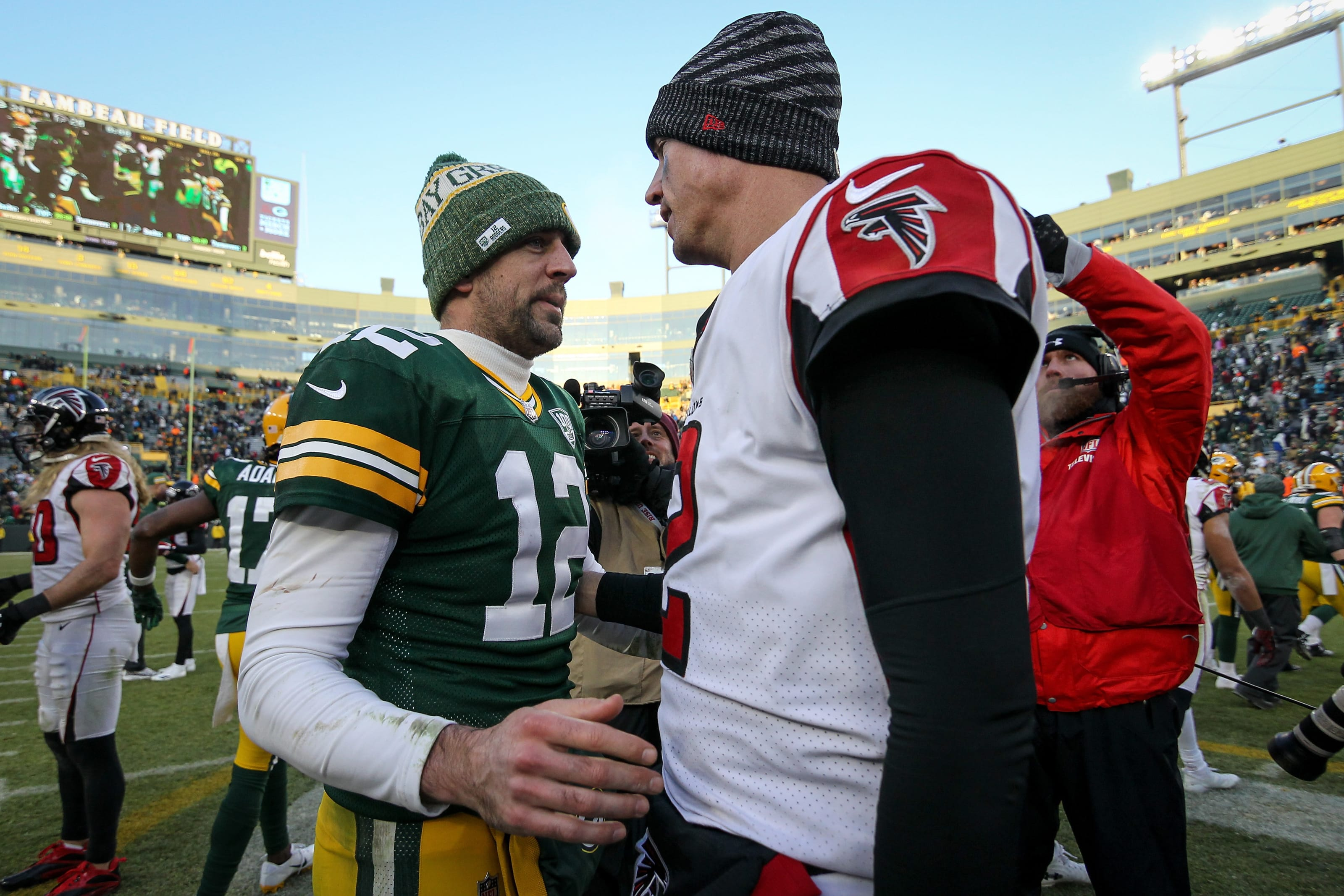 Packers Five Players Key To Victory In Week 4 Vs Falcons