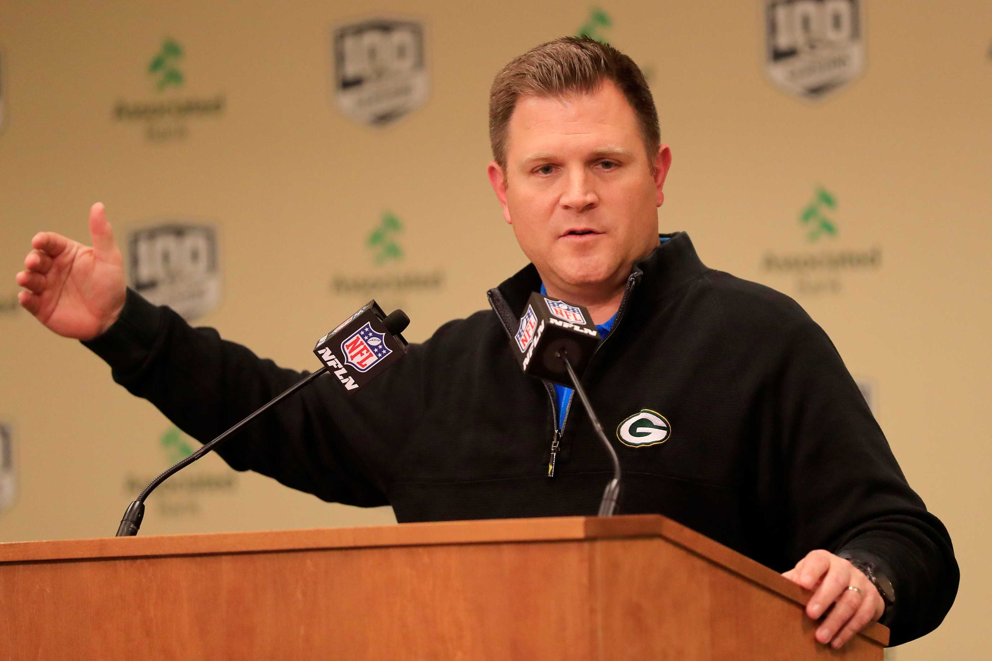 Green Bay Packers, Brian Gutekunst