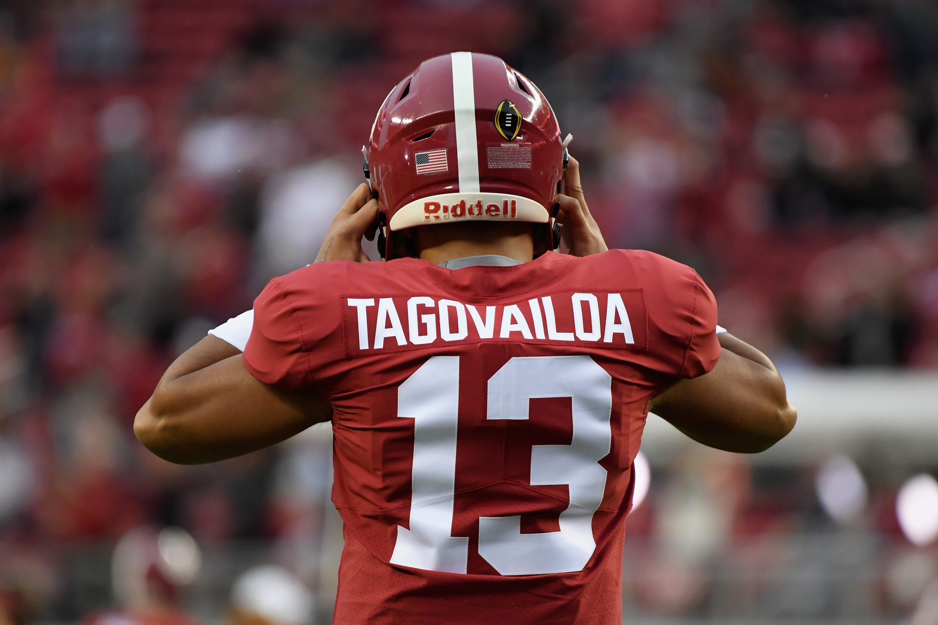 Tua Tagovailoa Dolphins 2020 NFL Draft