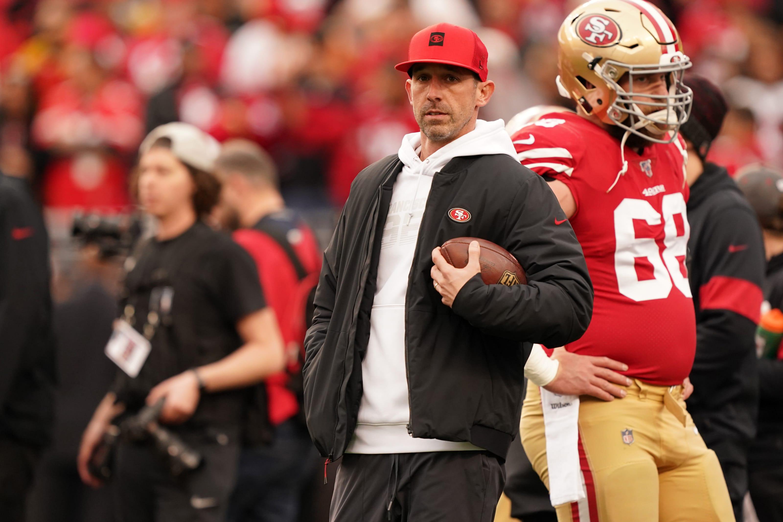 Kyle Shanahan San Francisco 49ers
