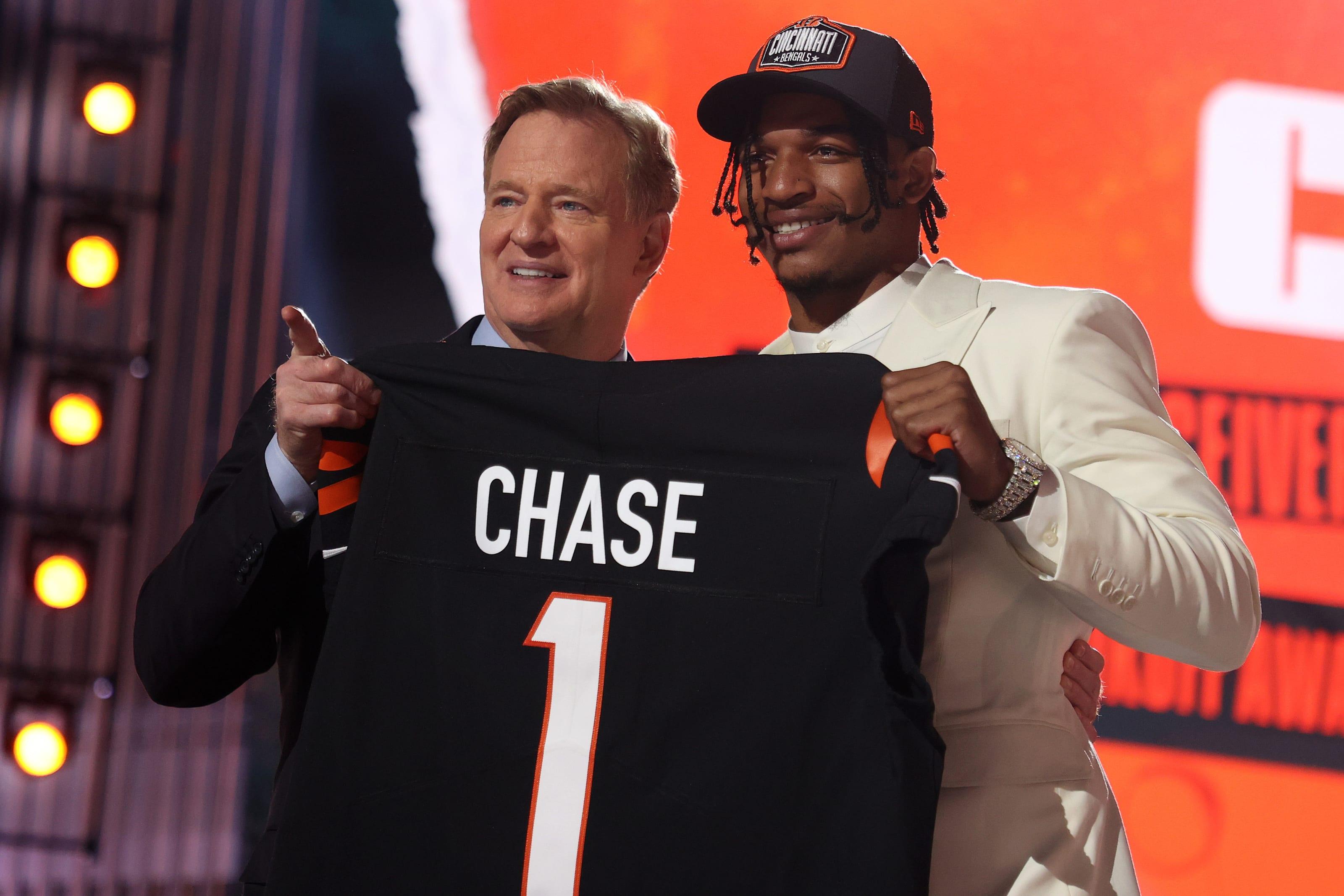 Cincinnati Bengals, 2021 NFL Draft
