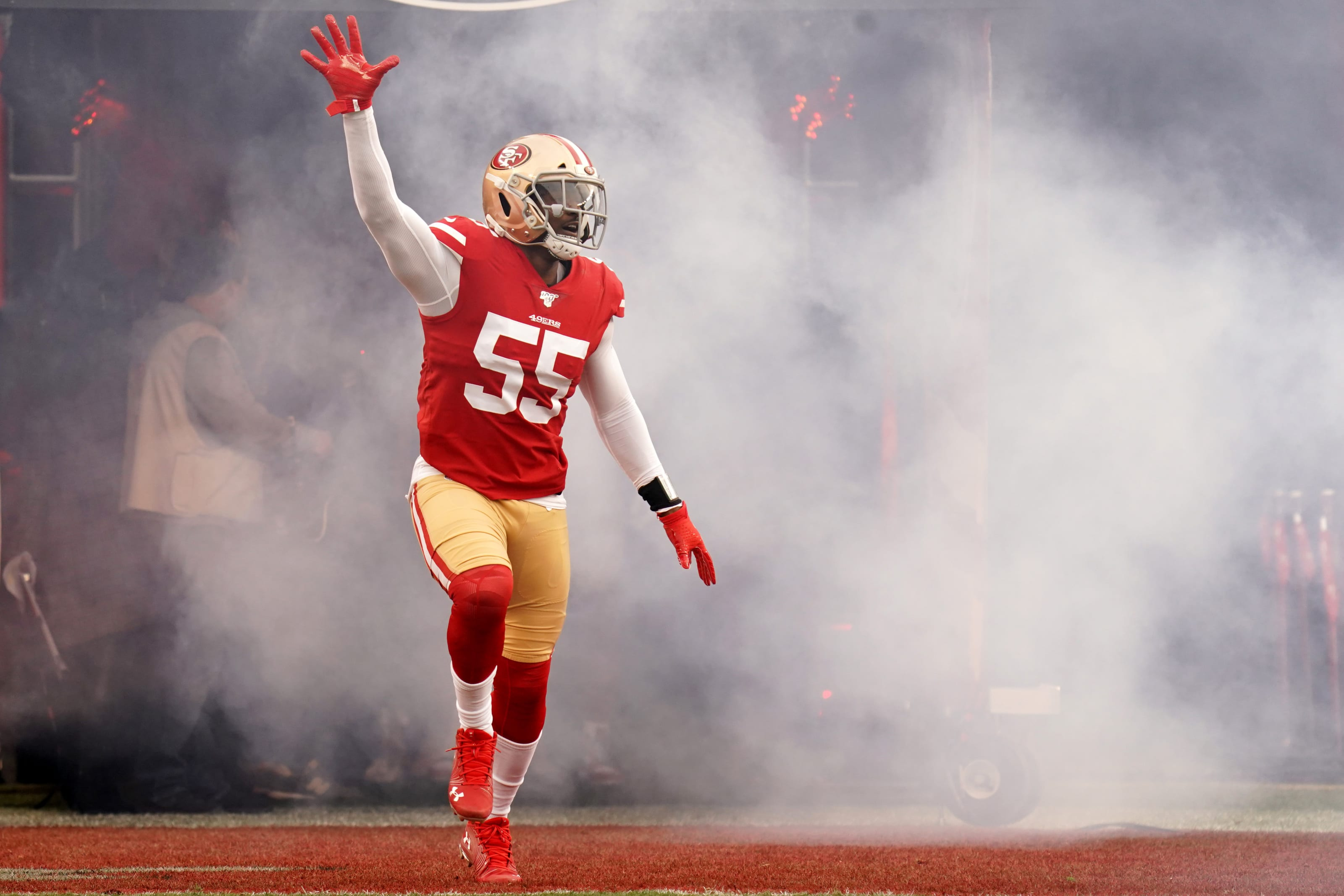 Dee Ford, 49ers