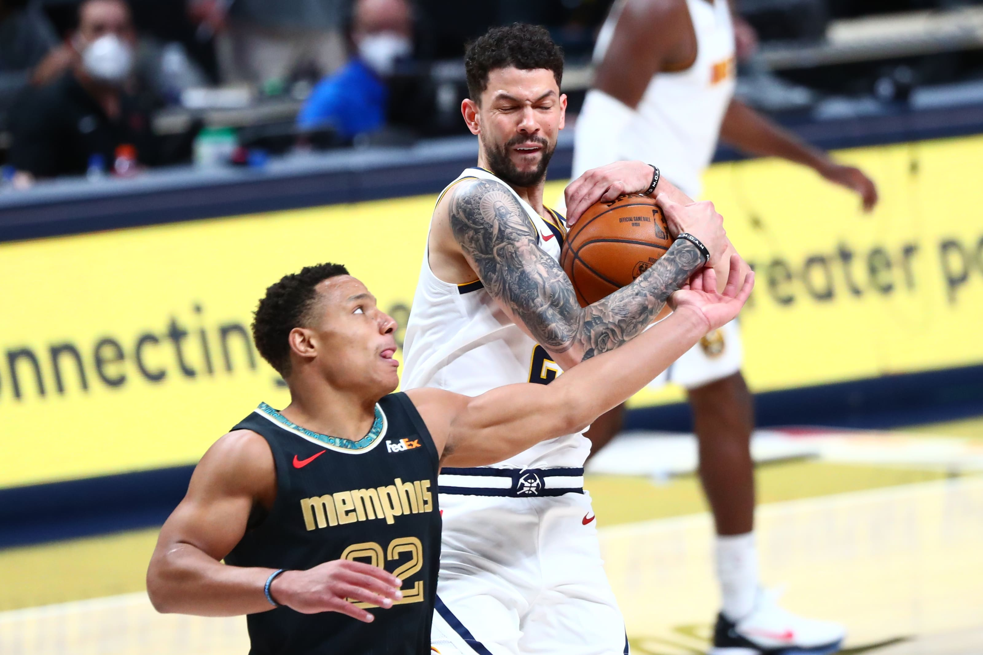 Denver Nuggets, Austin Rivers (Photo by C. Morgan Engel/Getty Images)