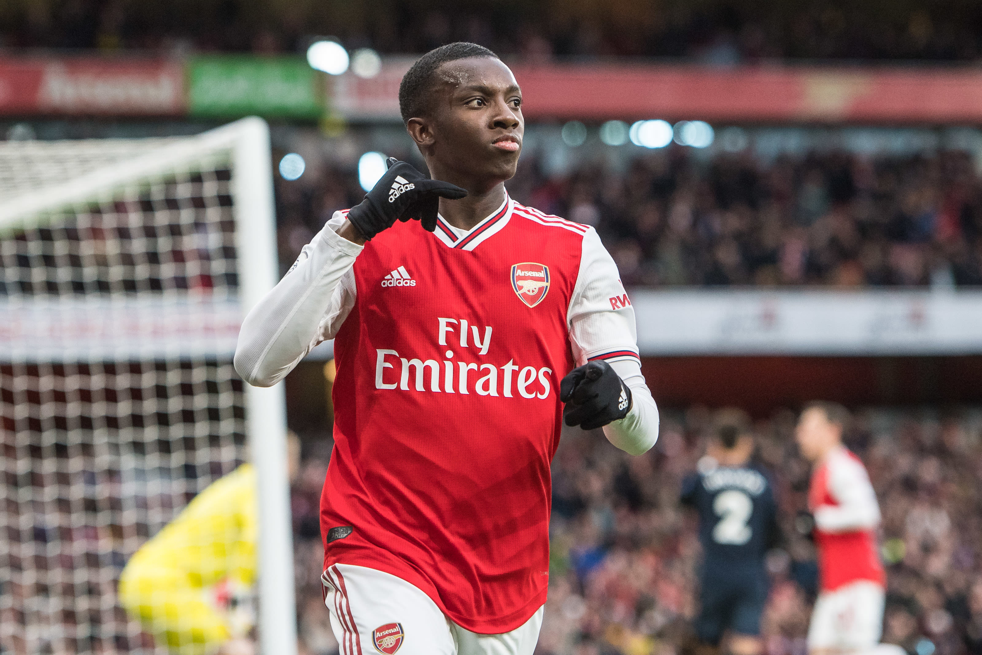 Un jeune attaquant d'Arsenal encense Aubameyang !