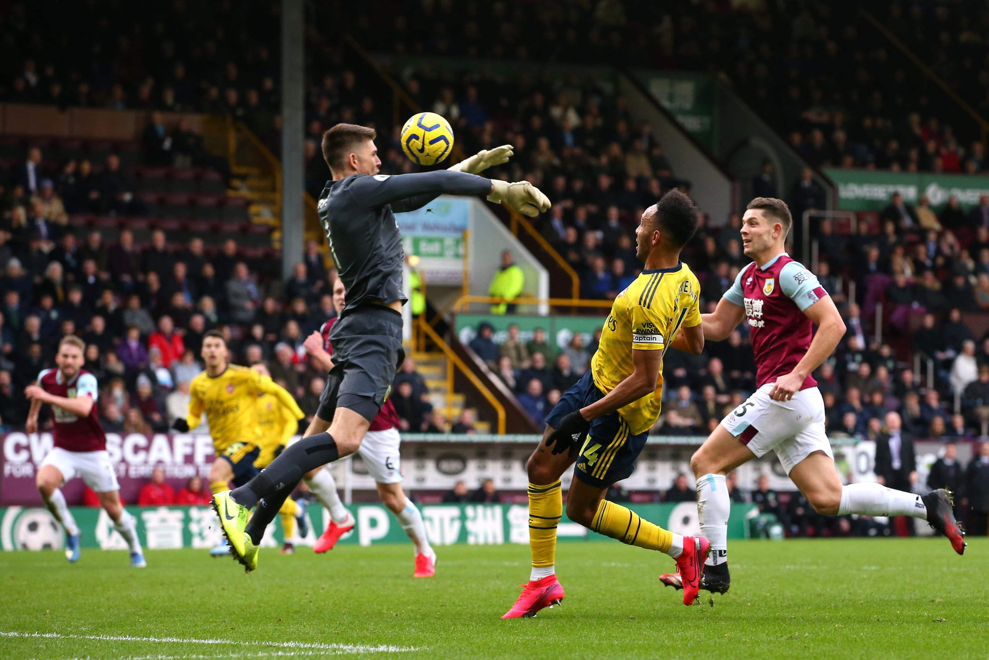 Arsenal vs Burnley player ratings: The definition of ugly