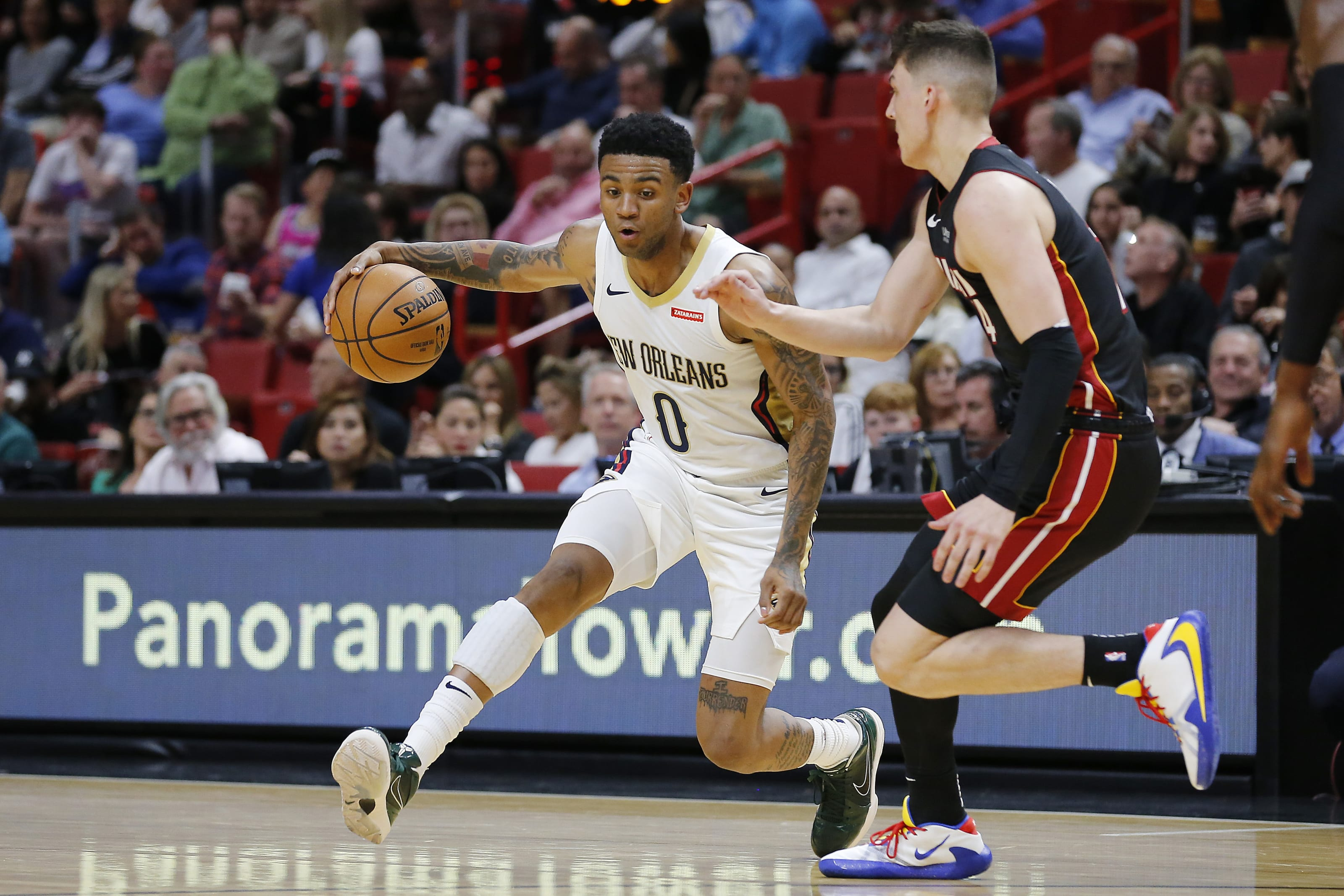 New Orleans Pelicans, Nickeil Alexander-Walker, Tyler Herro