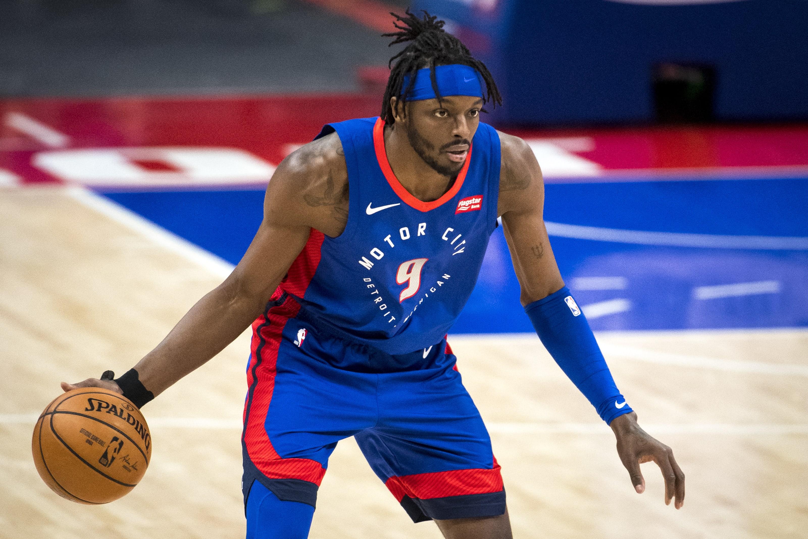 Detroit Pistons, Jerami Grant
