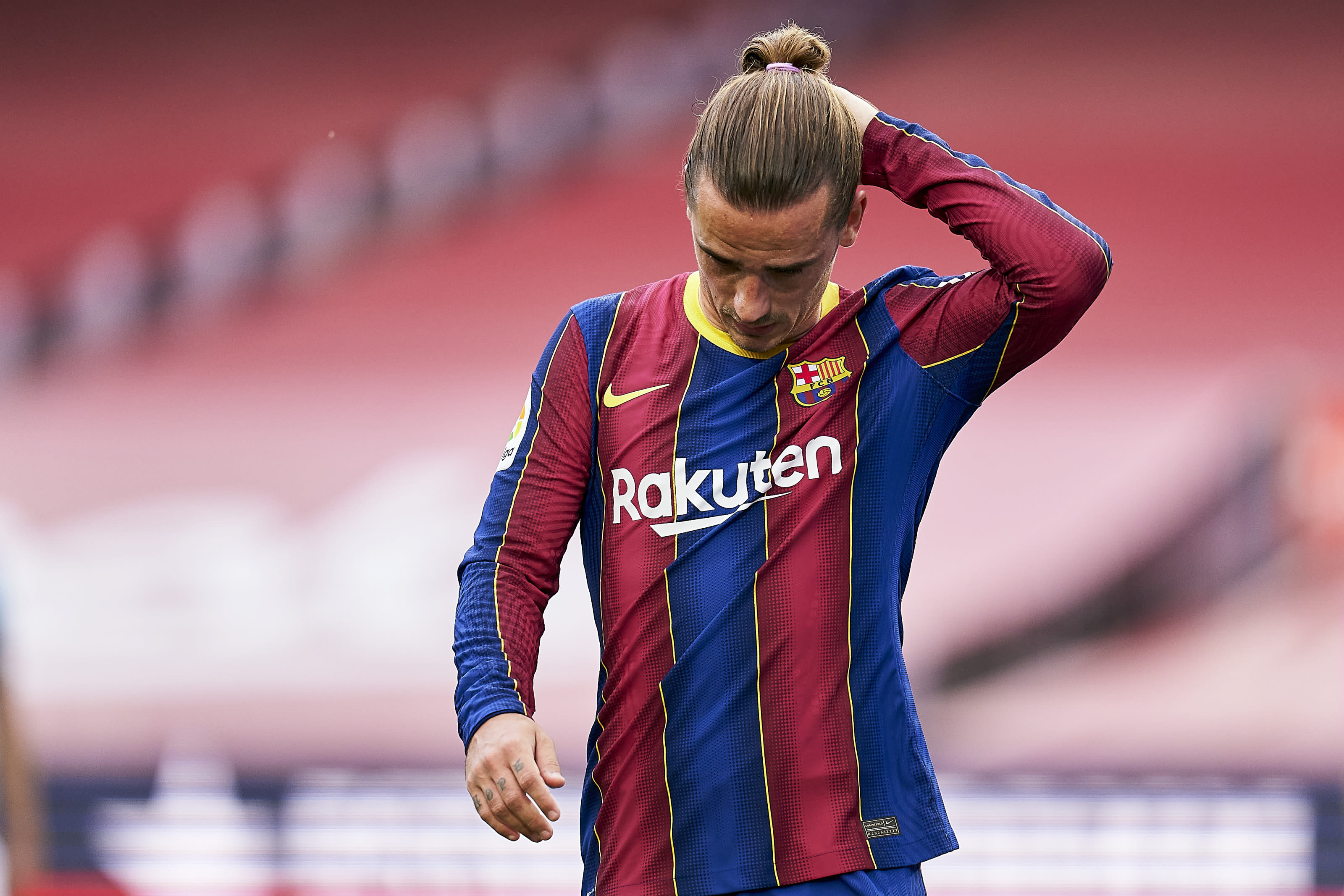 Barcelona Unwilling To Strengthen Atletico With Antoine Griezmann