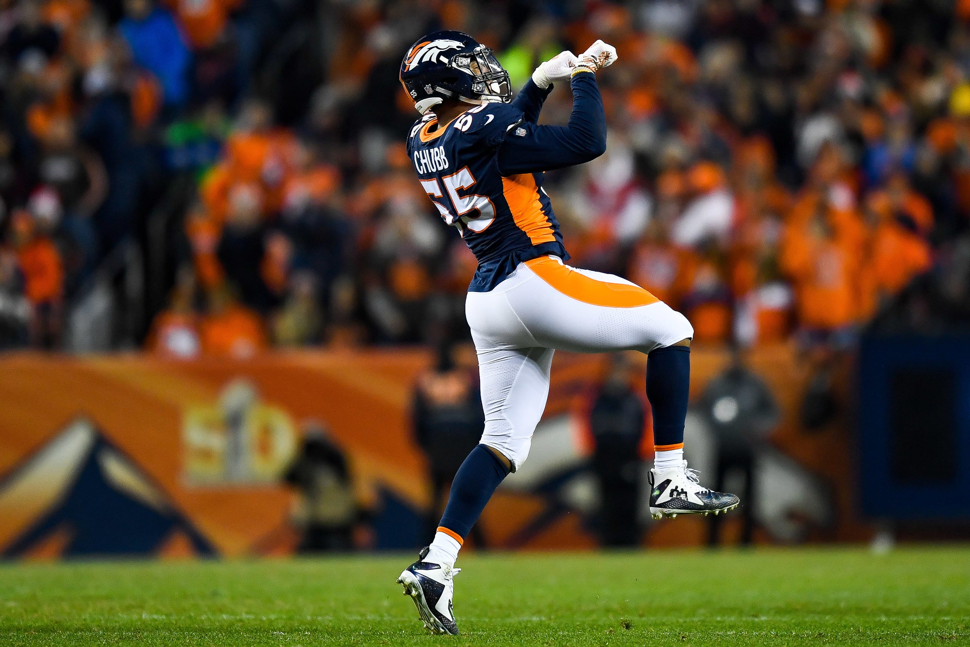 Bradley Chubb, Denver Broncos