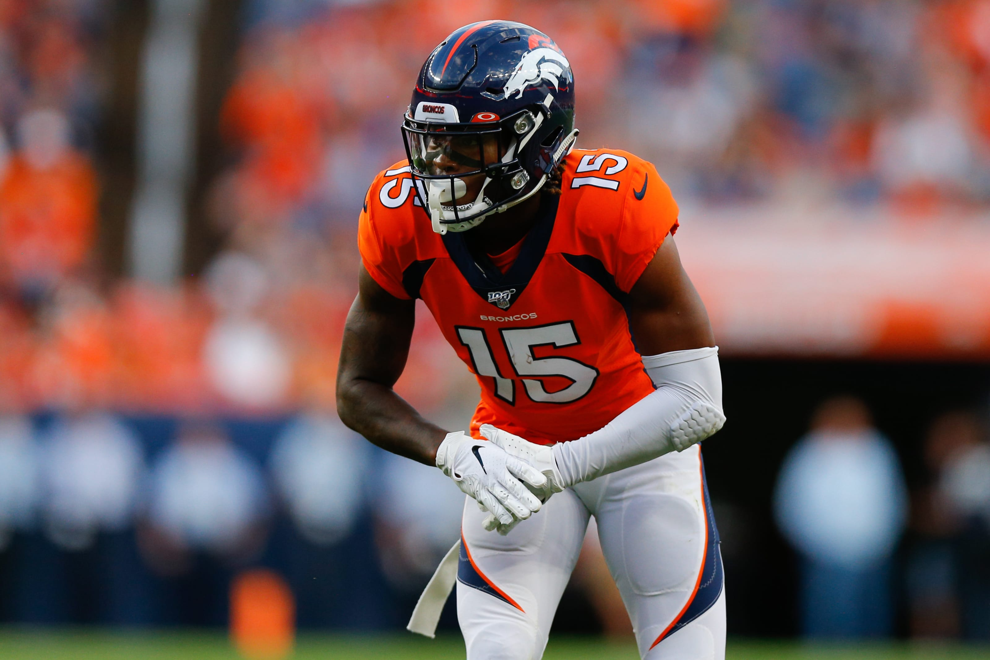 Denver Broncos, Juwann Winfree